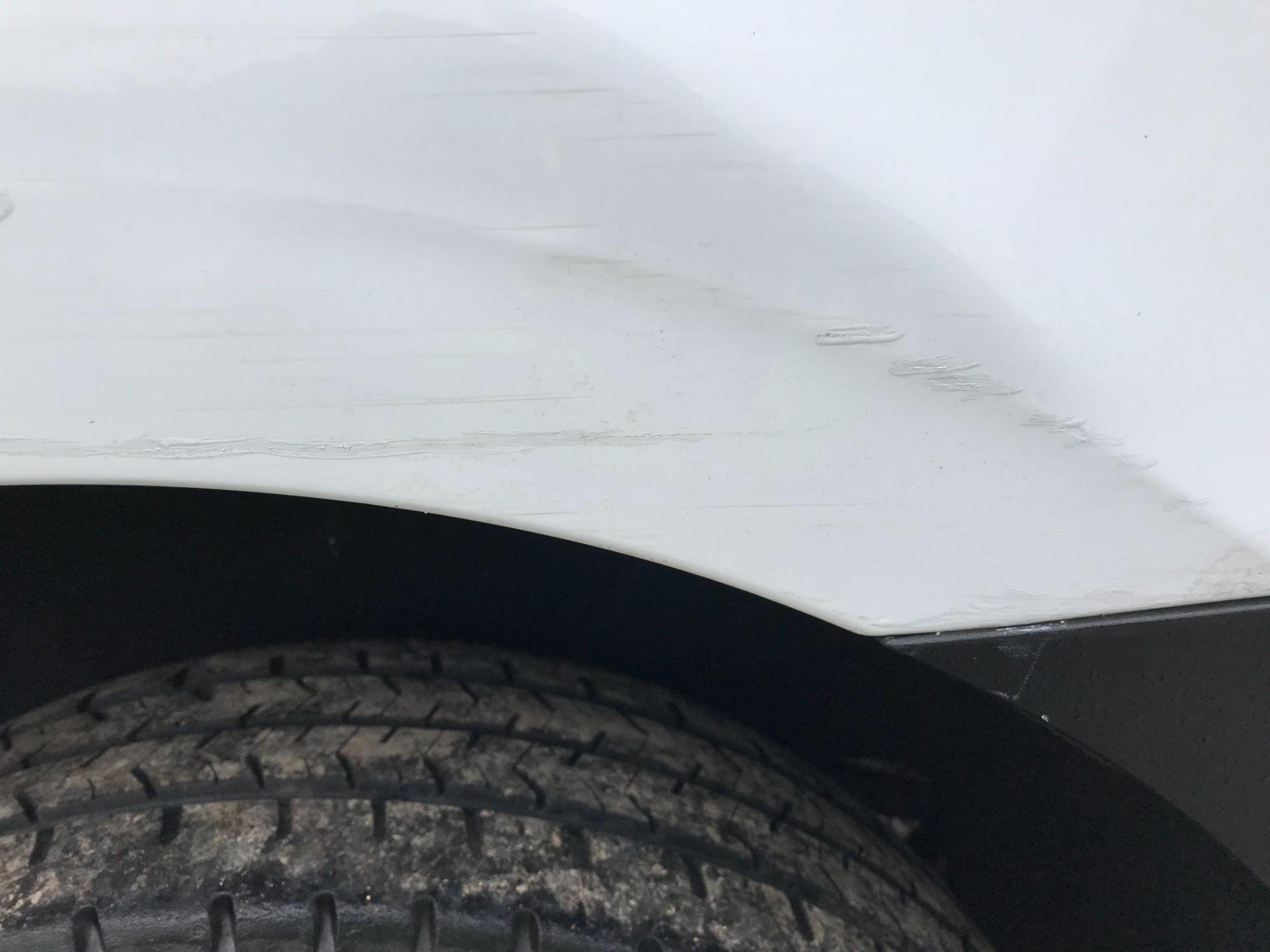 2017 Mercedes-Benz Vito LONG 111CDI VAN EURO 6  (KM67BCV) Image 20