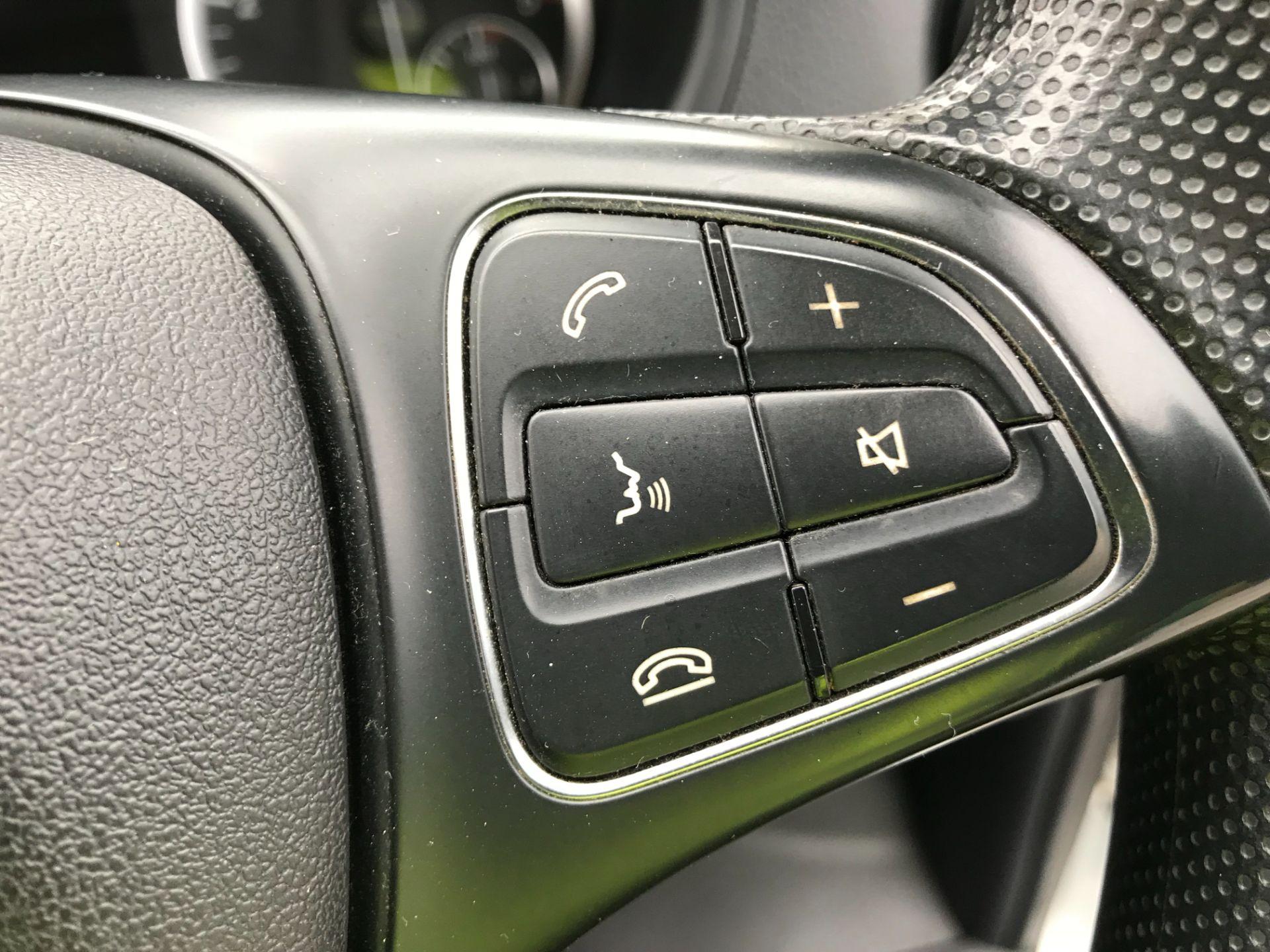 2017 Mercedes-Benz Vito LONG 111CDI VAN EURO 6  (KM67BCV) Image 33