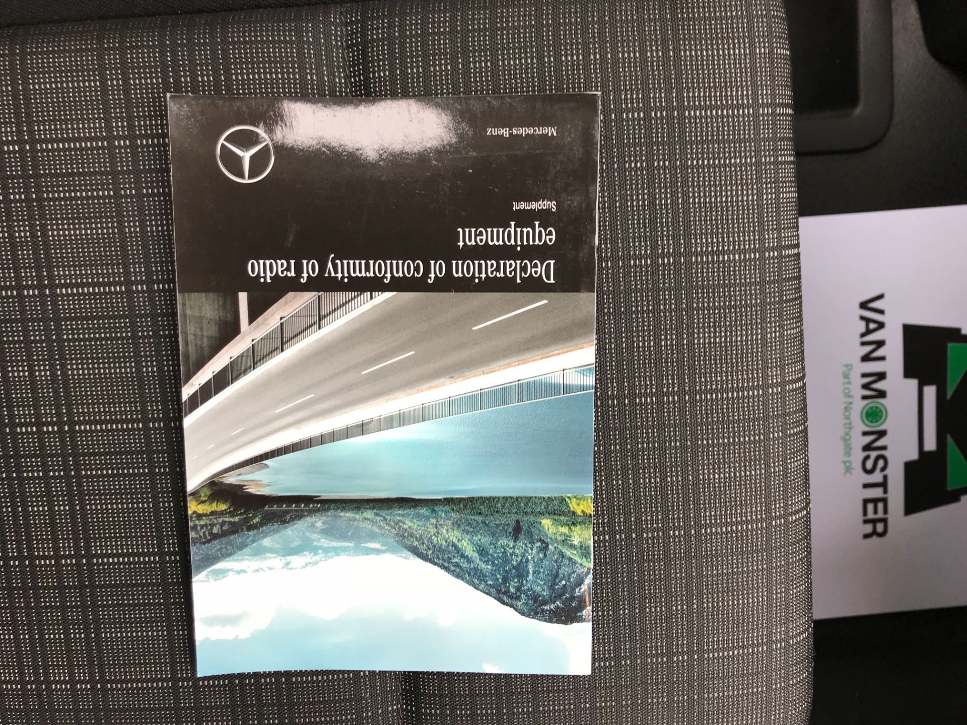 2017 Mercedes-Benz Vito LONG 111CDI VAN EURO 6  (KM67BCV) Image 67