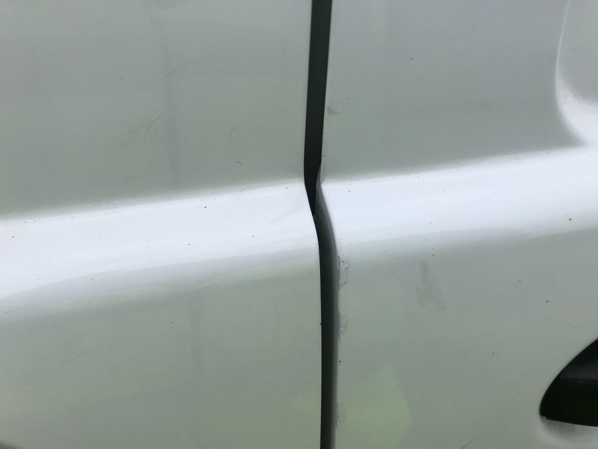 2017 Mercedes-Benz Vito LONG 111CDI VAN EURO 6  (KM67BCV) Image 22