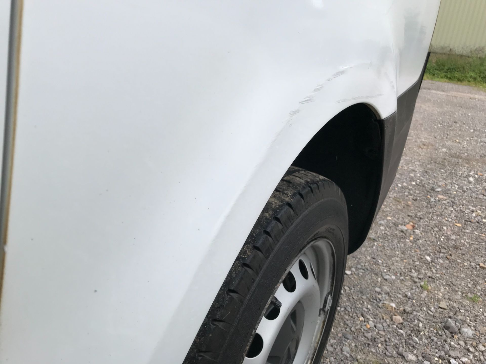 2017 Mercedes-Benz Vito LONG 111CDI VAN EURO 6  (KM67BCV) Image 18