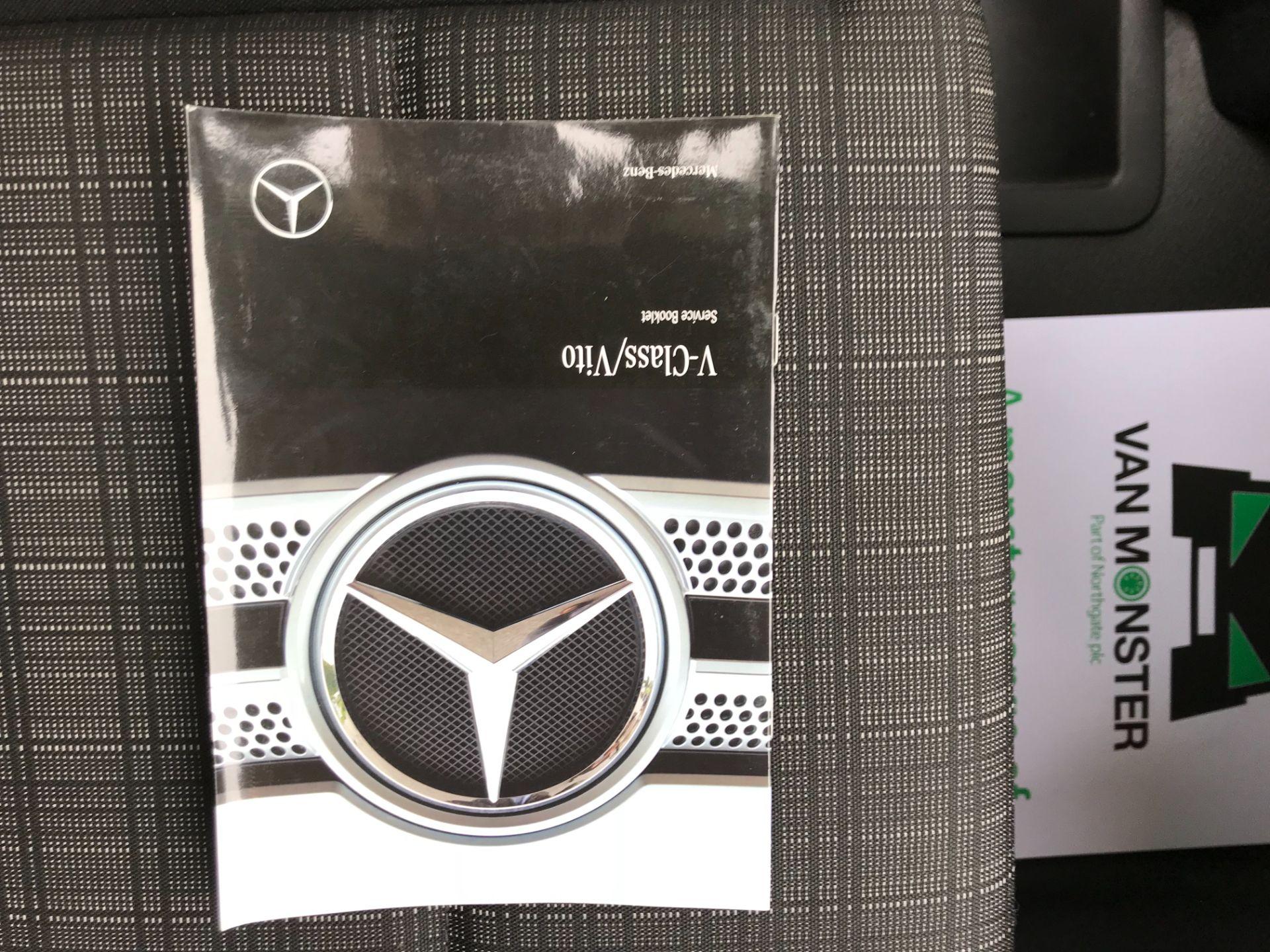 2017 Mercedes-Benz Vito LONG 111CDI VAN EURO 6  (KM67BCV) Image 66