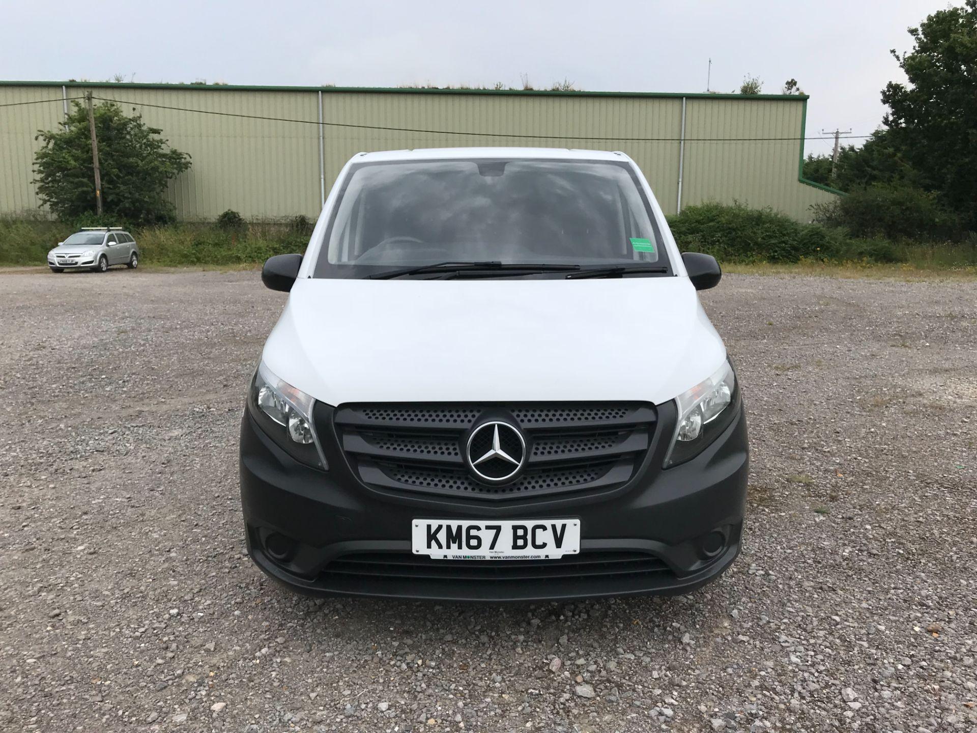 2017 Mercedes-Benz Vito LONG 111CDI VAN EURO 6  (KM67BCV) Image 2