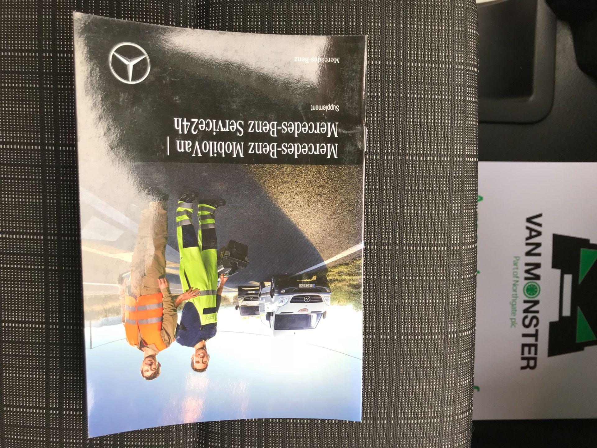 2017 Mercedes-Benz Vito LONG 111CDI VAN EURO 6  (KM67BCV) Image 65