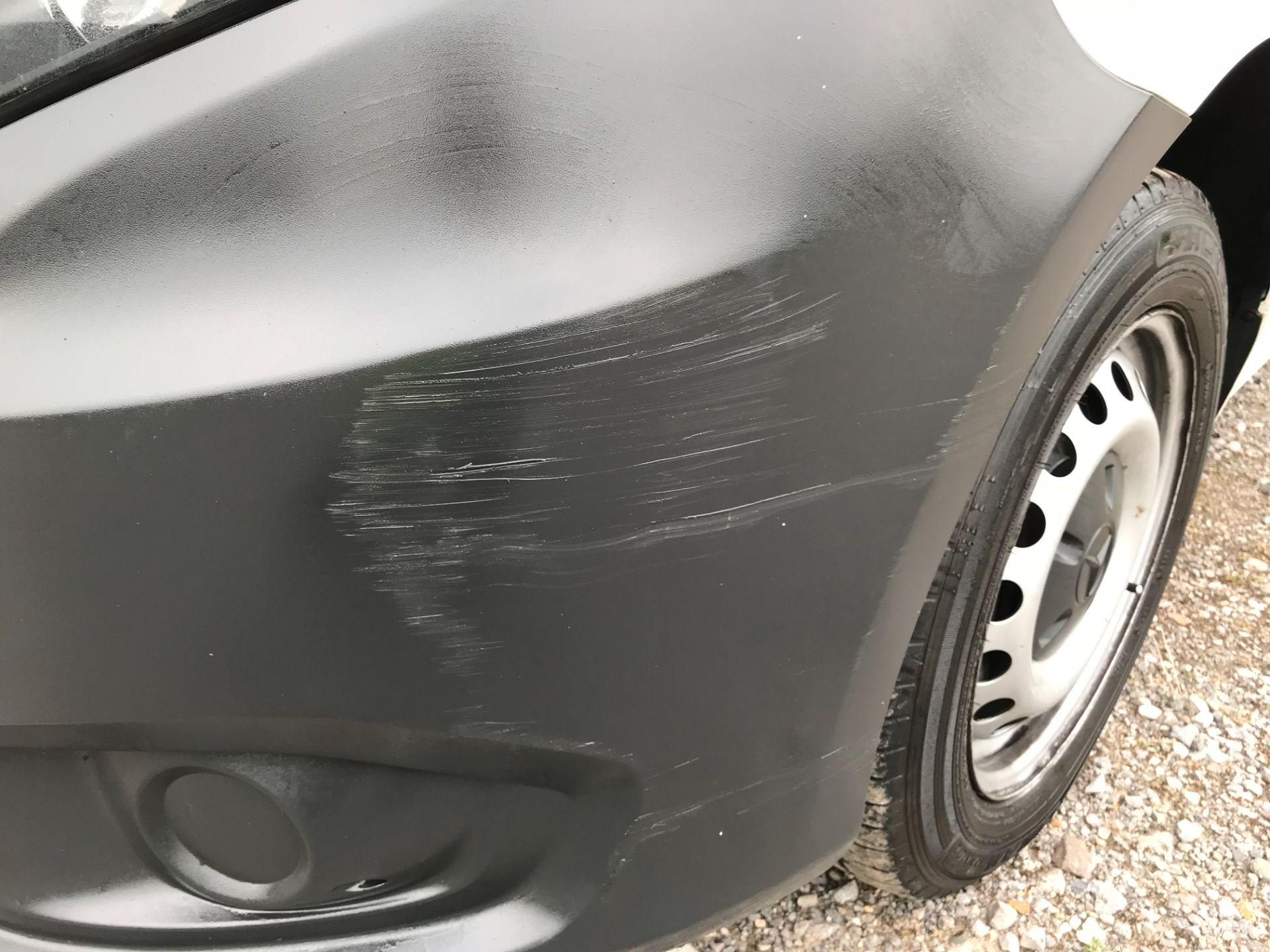 2017 Mercedes-Benz Vito LONG 111CDI VAN EURO 6  (KM67BCV) Image 62
