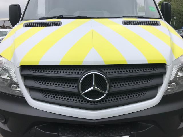 2017 Mercedes-Benz Sprinter 314 MWB H/R VAN EURO 6 (KM67BEO) Image 11