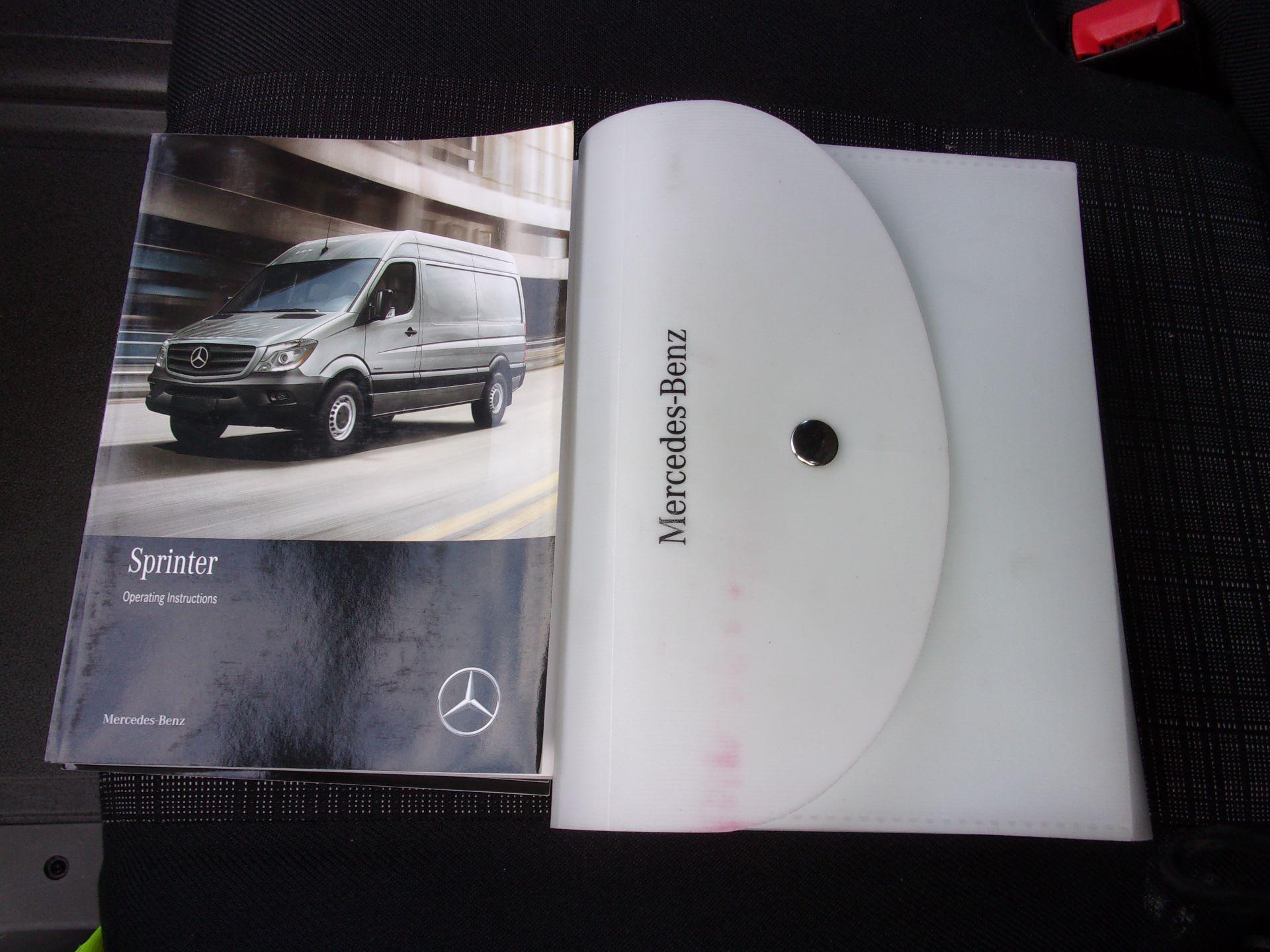 2017 Mercedes-Benz Sprinter 314 CDI MWB HIGH ROOF EURO 6 (KM67BFA) Image 22
