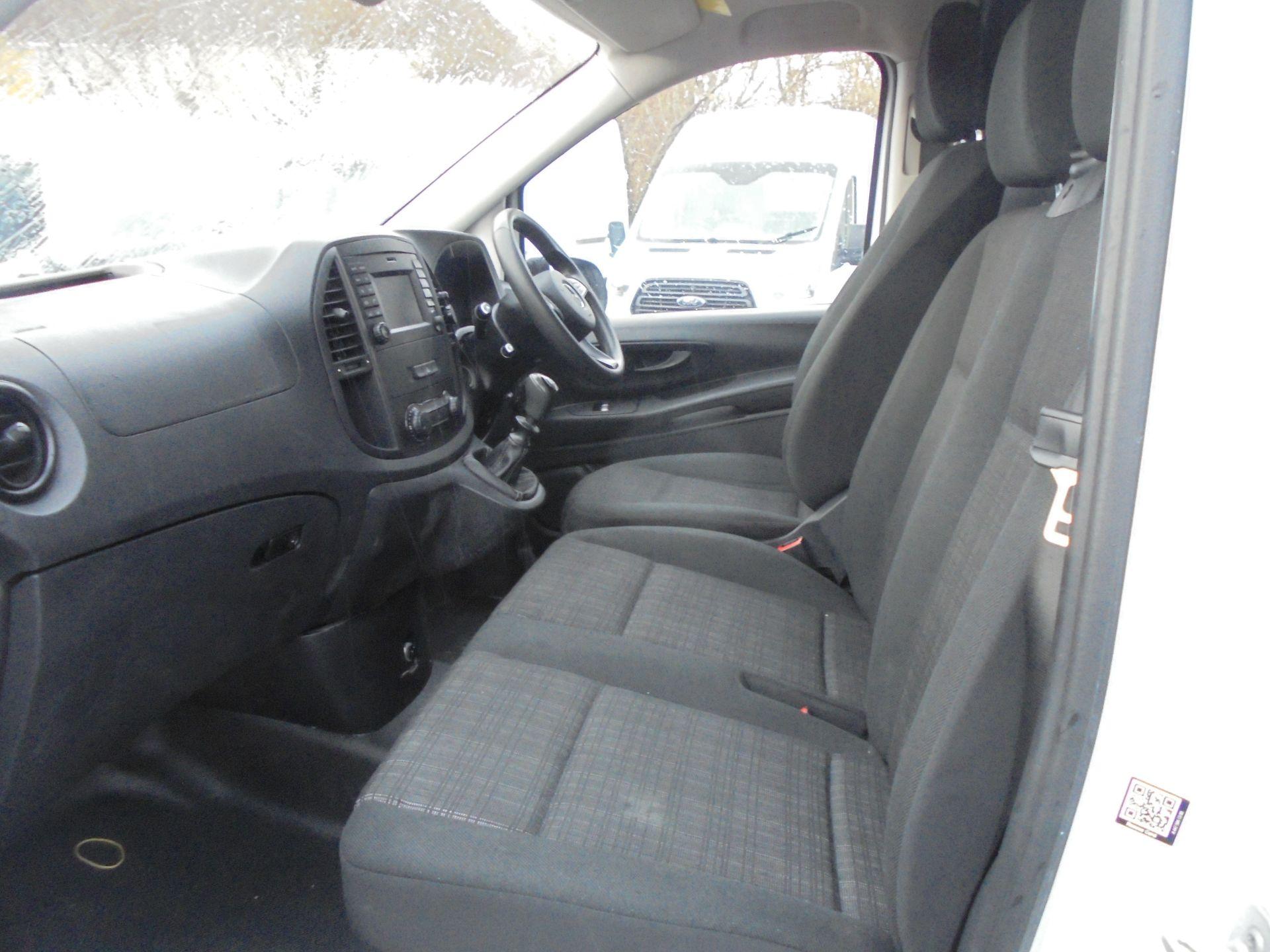 2017 Mercedes-Benz Vito 111Cdi Van (KM67BFX) Image 5