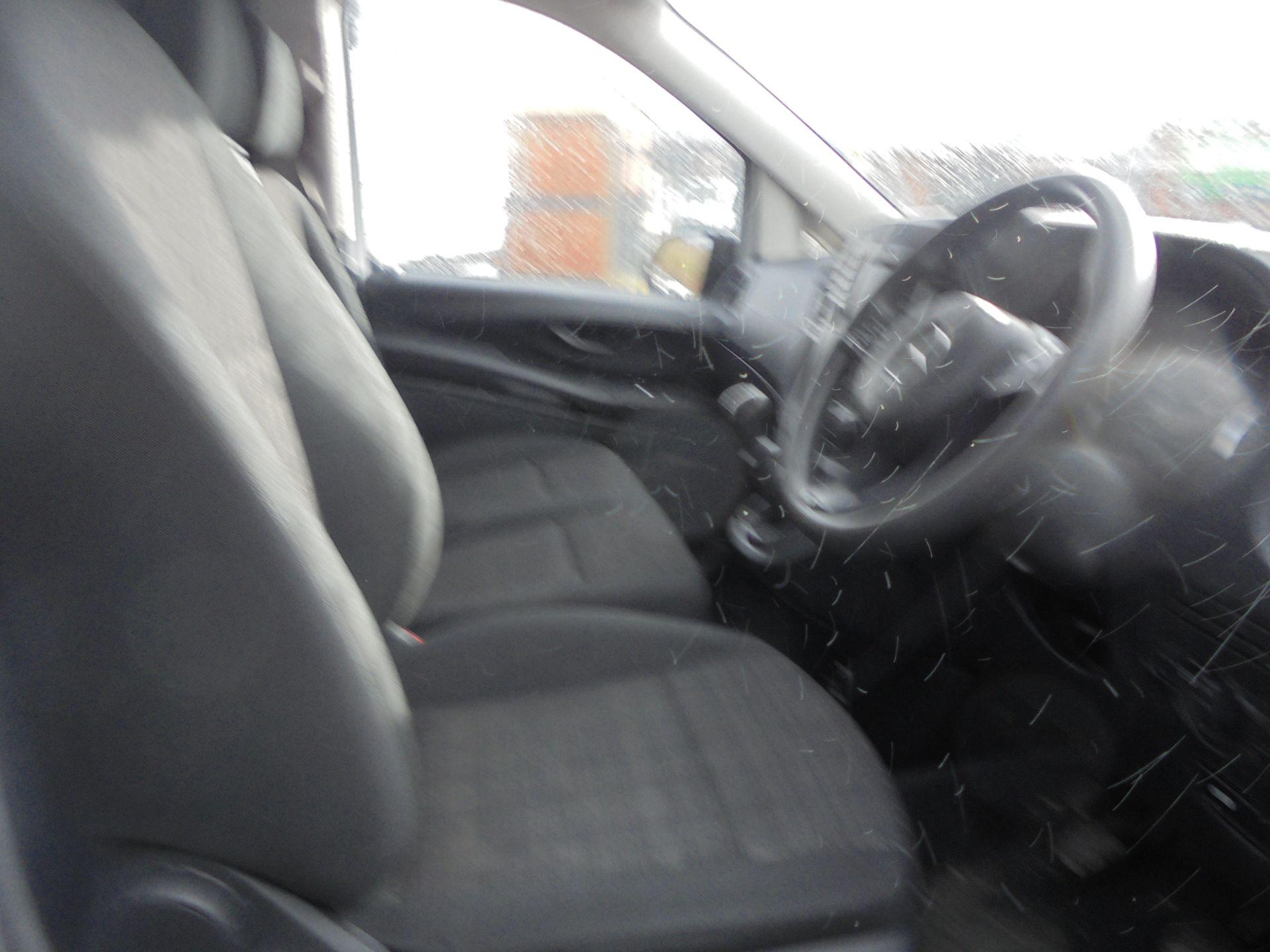 2017 Mercedes-Benz Vito 111Cdi Van (KM67BFX) Image 14