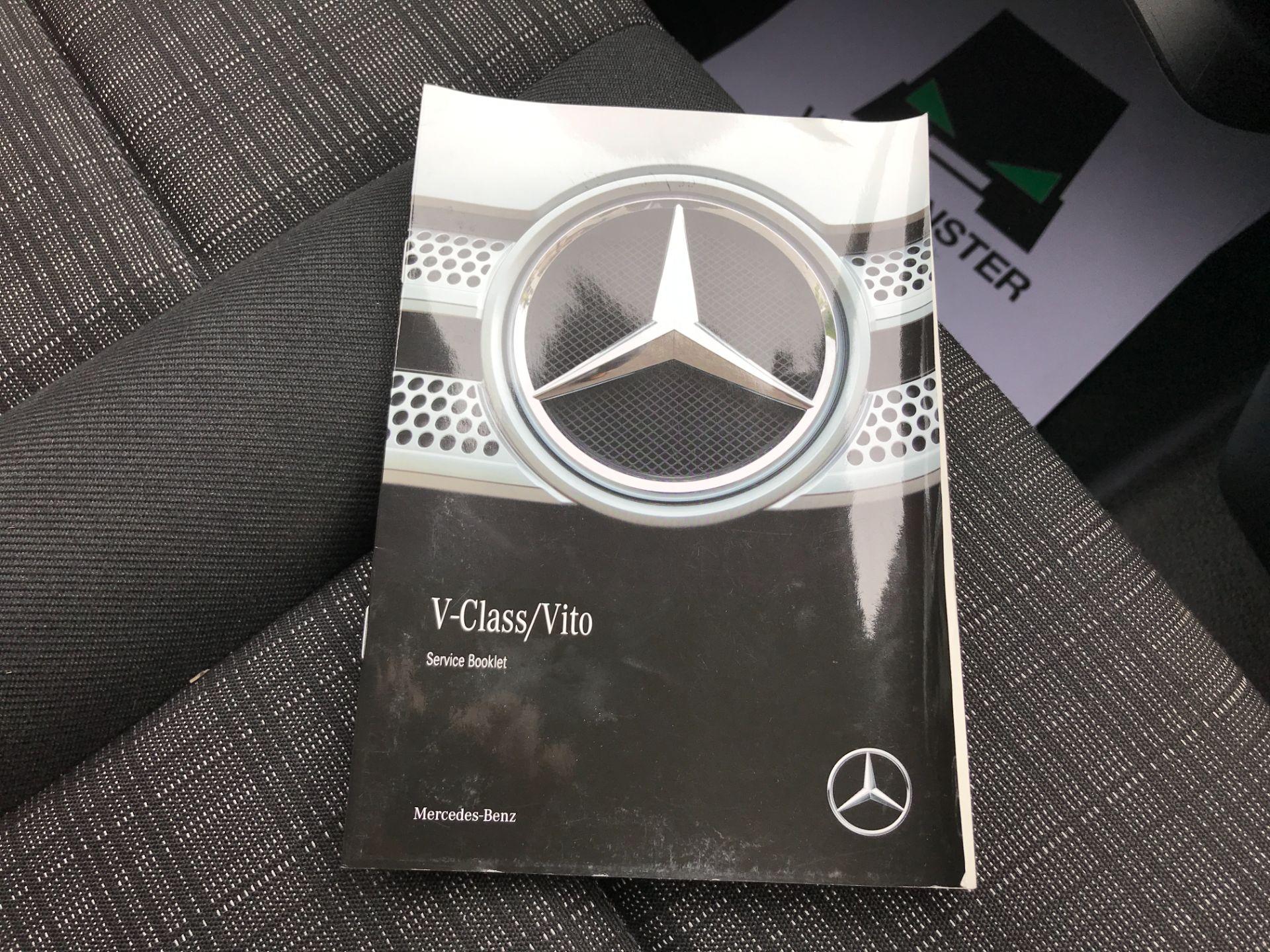 2017 Mercedes-Benz Vito 111CDI LWB 110PS EURO 6 (KM67BHD) Image 27