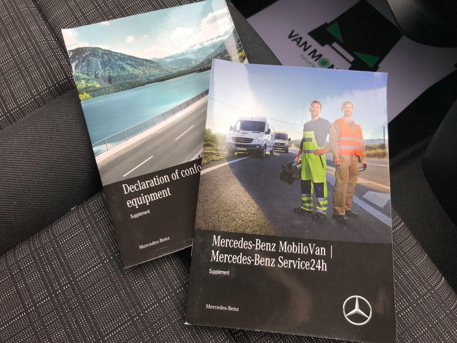 2017 Mercedes-Benz Vito 111CDI LWB 110PS EURO 6 (KM67BHD) Image 26