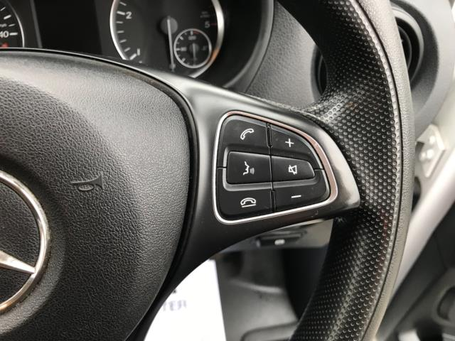 2017 Mercedes-Benz Vito LONG 111CDI VAN EURO 6  (KM67BHJ) Image 17
