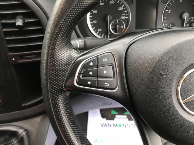 2017 Mercedes-Benz Vito LONG 111CDI VAN EURO 6  (KM67BHJ) Image 16