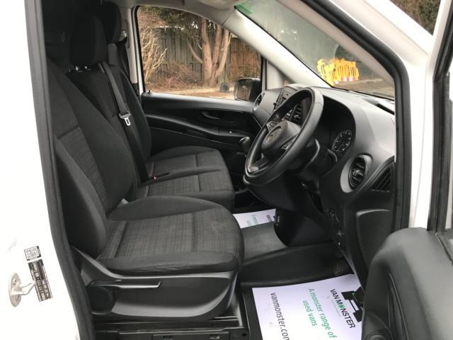 2017 Mercedes-Benz Vito LONG 111CDI VAN EURO 6  (KM67BHJ) Image 13