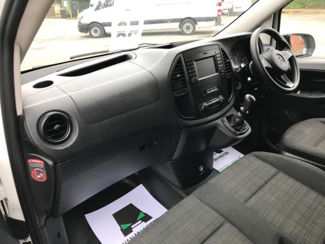 2017 Mercedes-Benz Vito LONG 111CDI VAN EURO 6  (KM67BHJ) Image 27