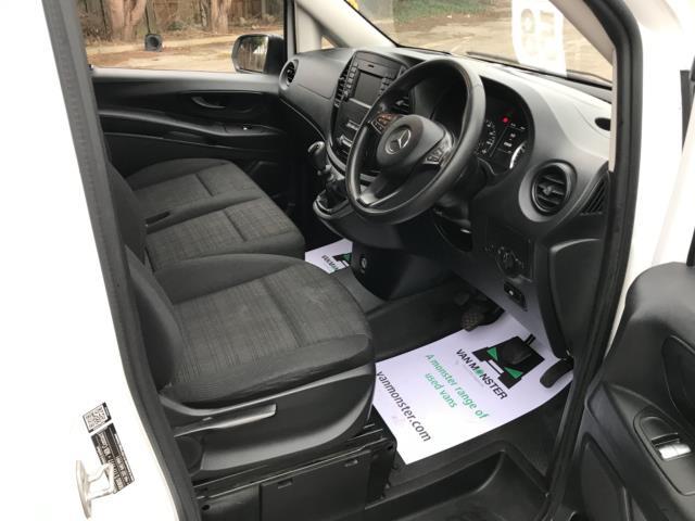 2017 Mercedes-Benz Vito LONG 111CDI VAN EURO 6  (KM67BHJ) Image 11