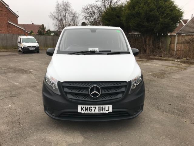 2017 Mercedes-Benz Vito LONG 111CDI VAN EURO 6  (KM67BHJ) Image 3