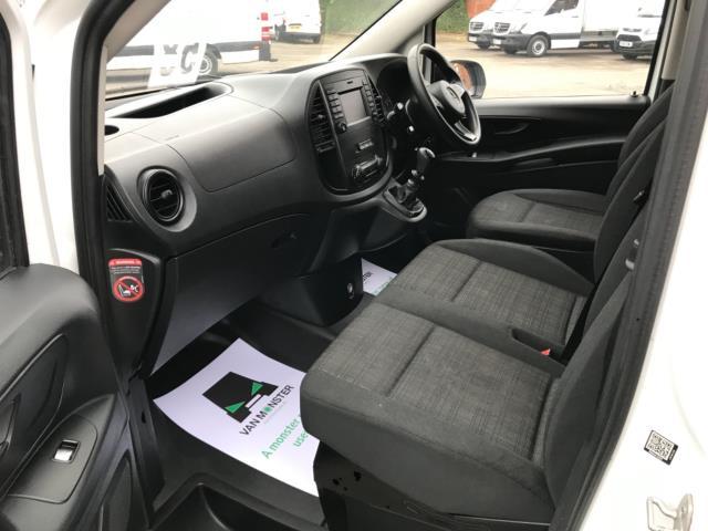 2017 Mercedes-Benz Vito LONG 111CDI VAN EURO 6  (KM67BHJ) Image 26