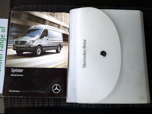 2017 Mercedes-Benz Sprinter 314Cdi MWB  High Roof Van (KM67BKK) Image 21