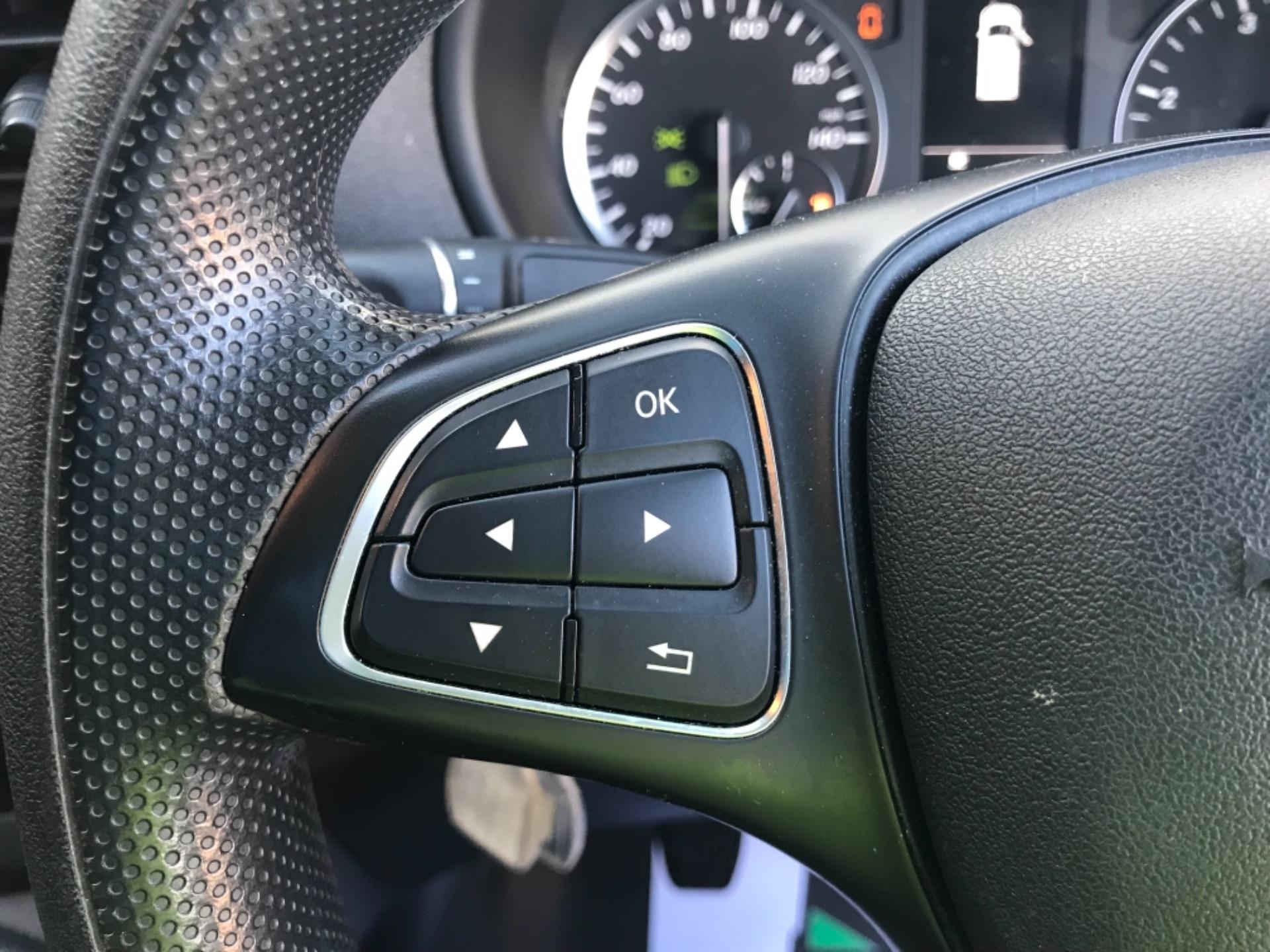 2017 Mercedes-Benz Vito LONG 111 CDI VAN EURO 6  (KM67BKY) Image 15