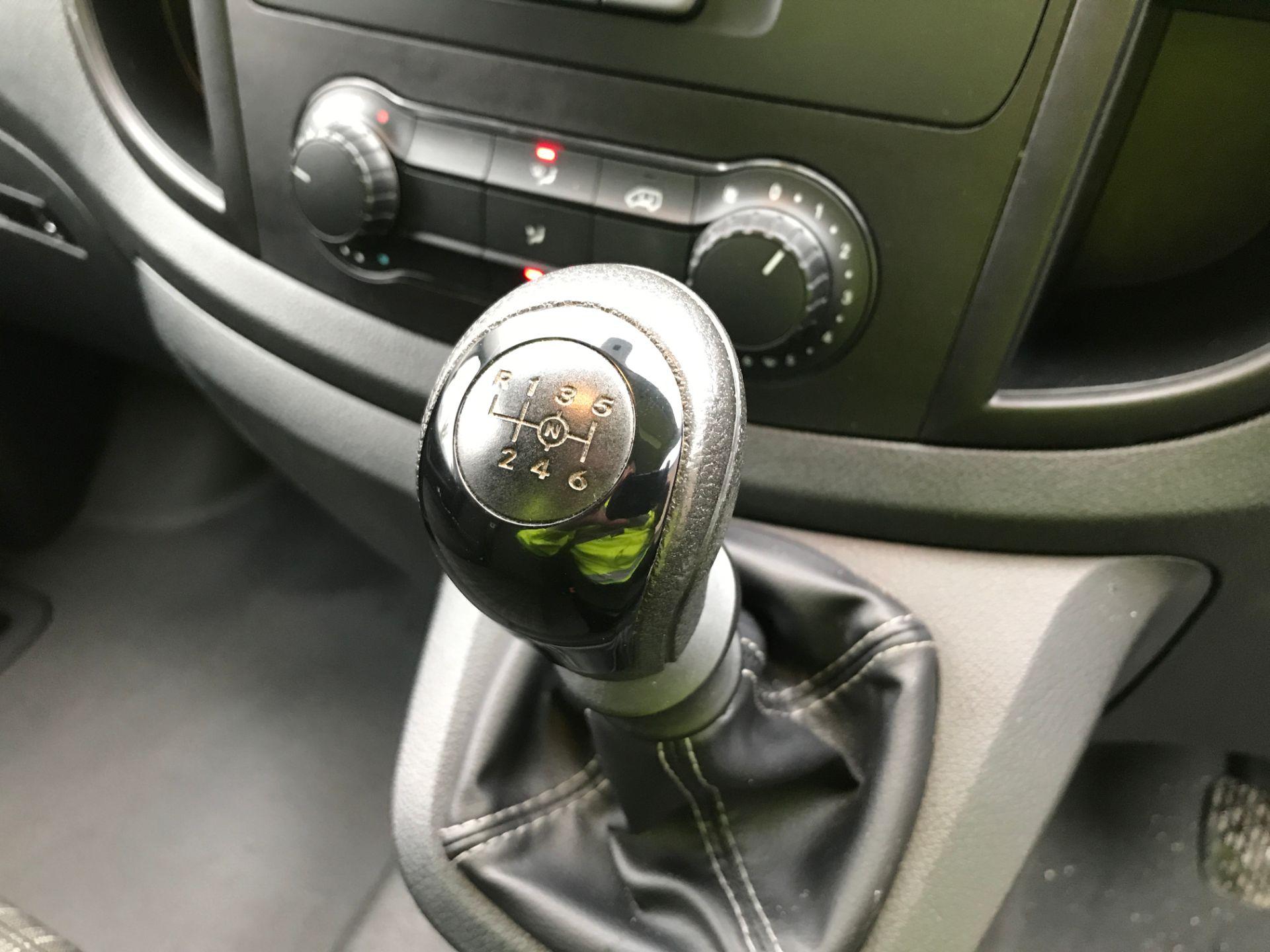 2017 Mercedes-Benz Vito 111CDI LWB 110PS EURO 6 (KM67BMY) Image 4