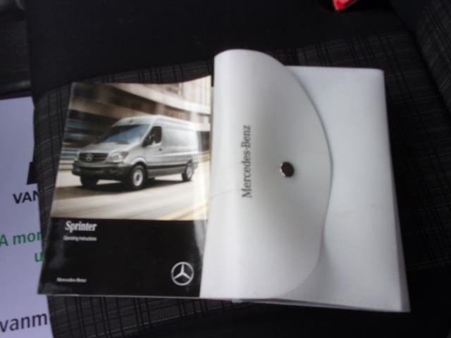 2017 Mercedes-Benz Sprinter 314CDi MWB High Roof Van (KM67BTF) Image 22