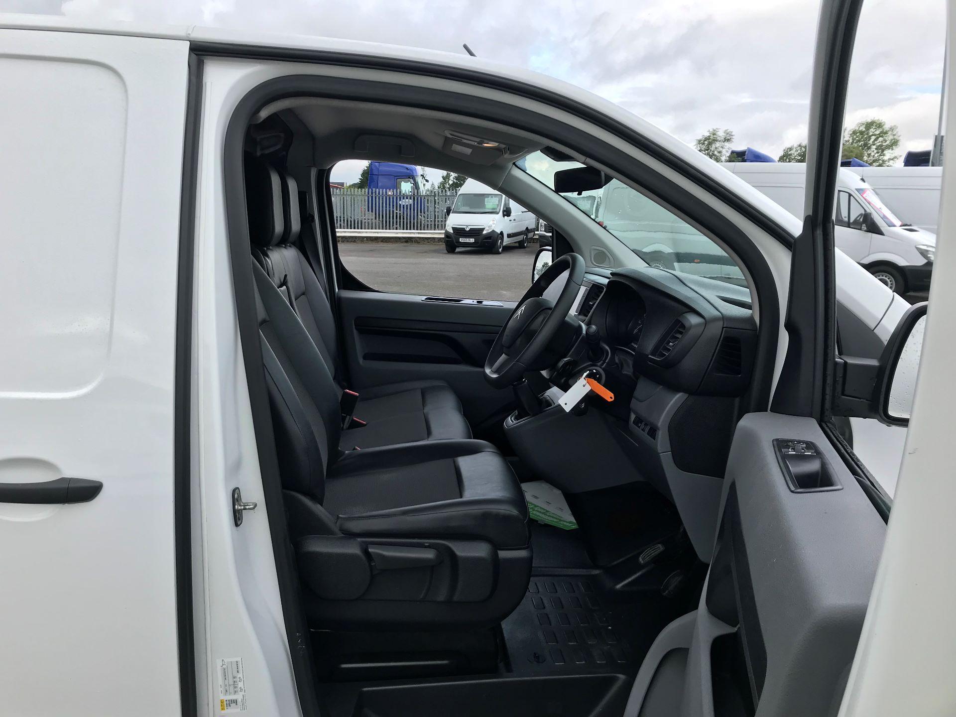 2018 Citroen Dispatch 1200 1.6 Bluehdi 95 Van Enterprise (KM67RNV) Image 11