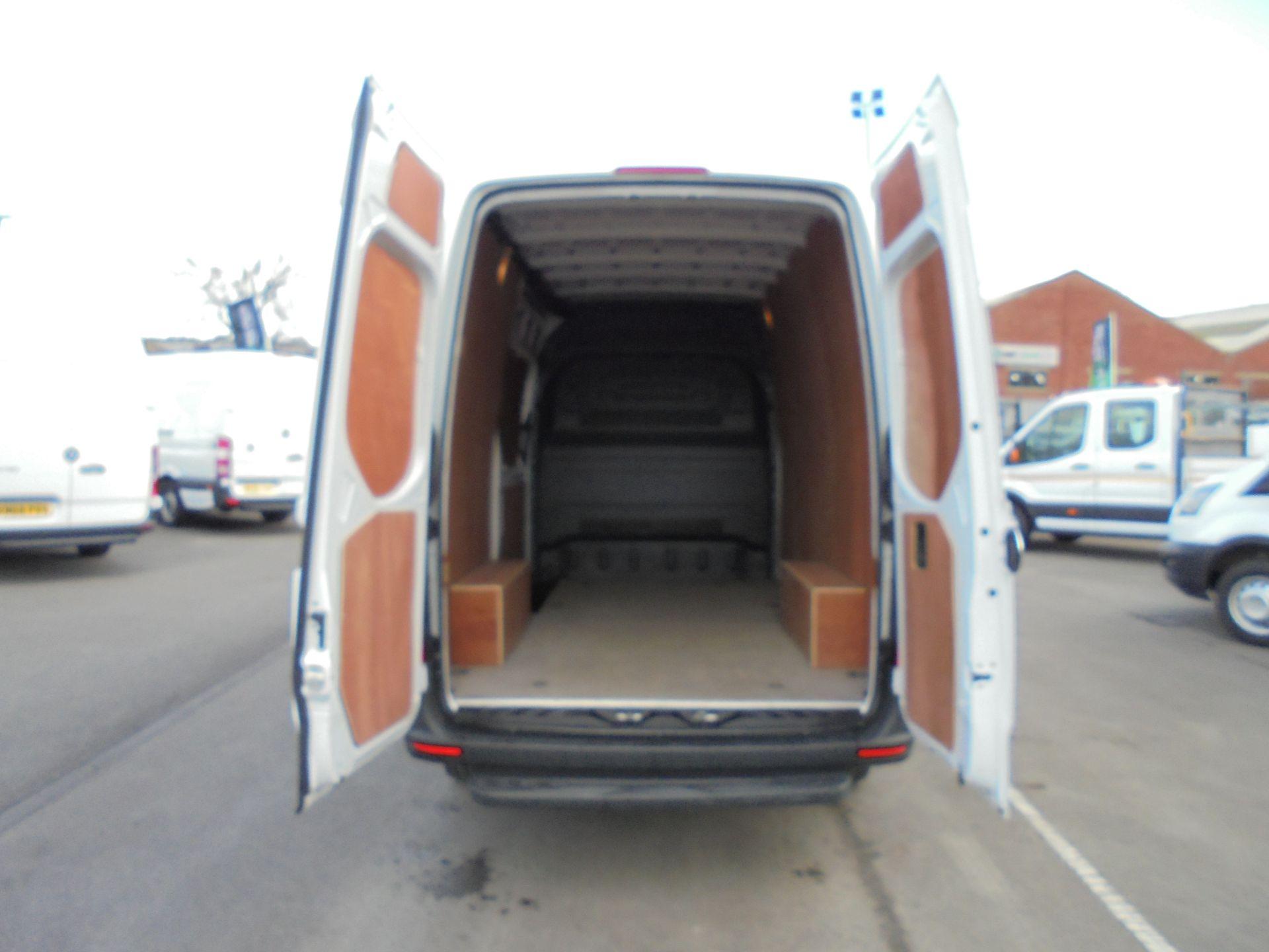 2018 Mercedes-Benz Sprinter 314 CDI 3.5T MWB Van (KM68GBE) Image 28