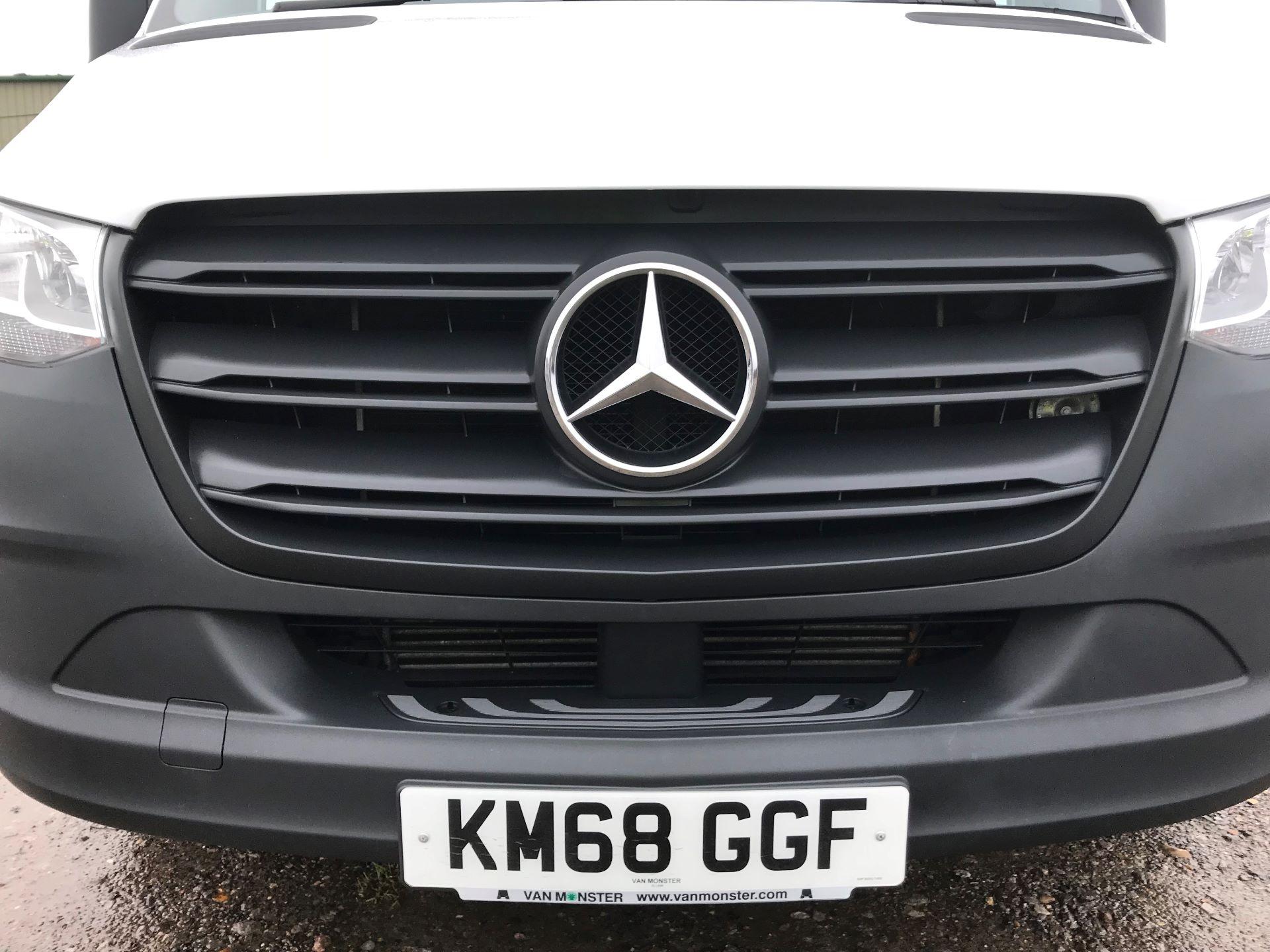 2018 Mercedes-Benz Sprinter 3.5T H2 Van EURO 6 (KM68GGF) Image 27