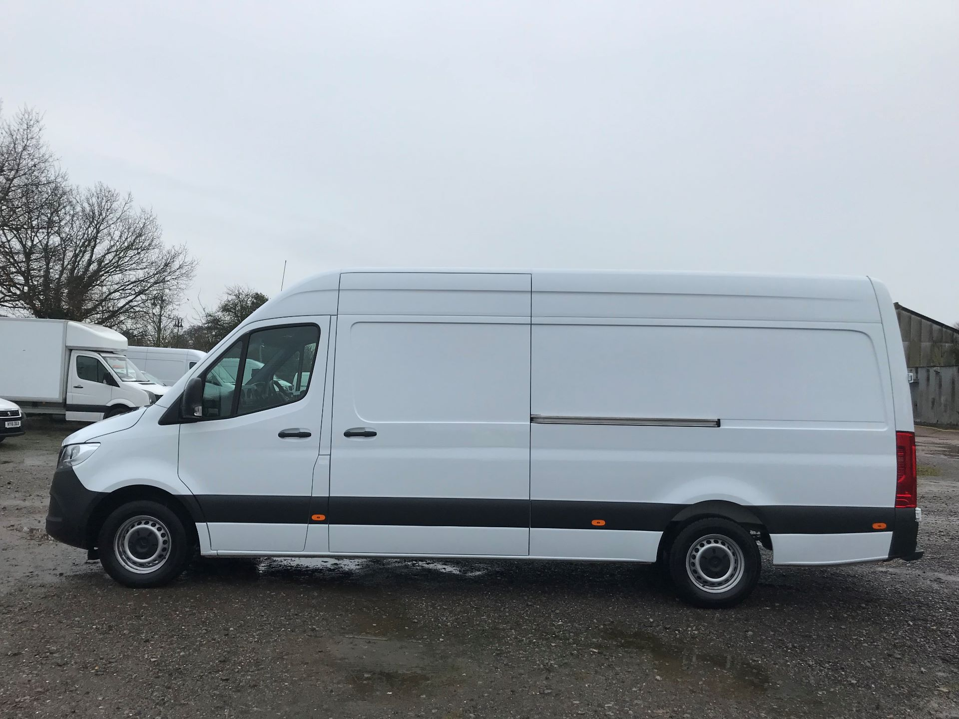 2018 Mercedes-Benz Sprinter 3.5T H2 Van EURO 6 (KM68GGF) Image 8