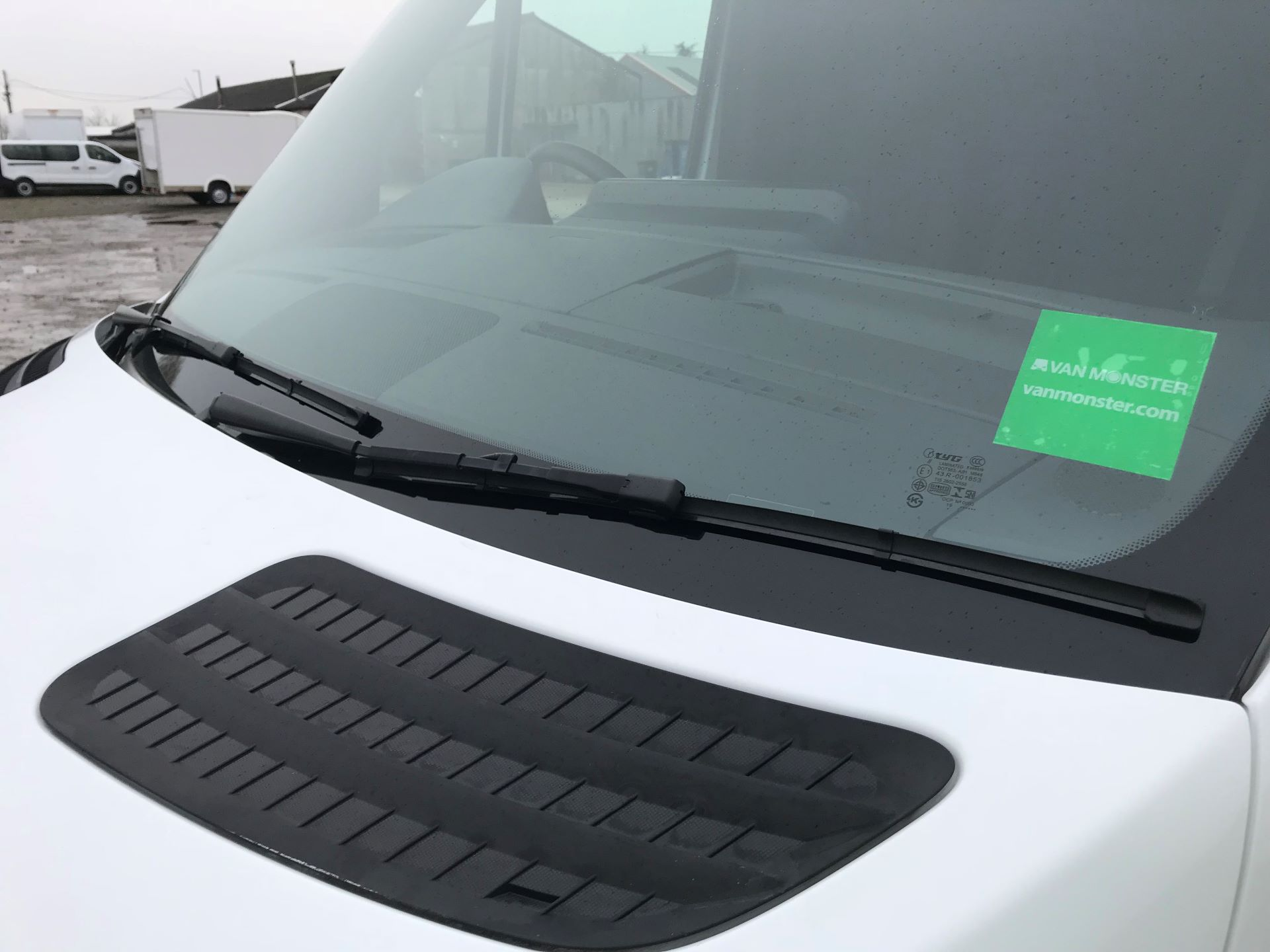 2018 Mercedes-Benz Sprinter 3.5T H2 Van EURO 6 (KM68GGF) Image 28