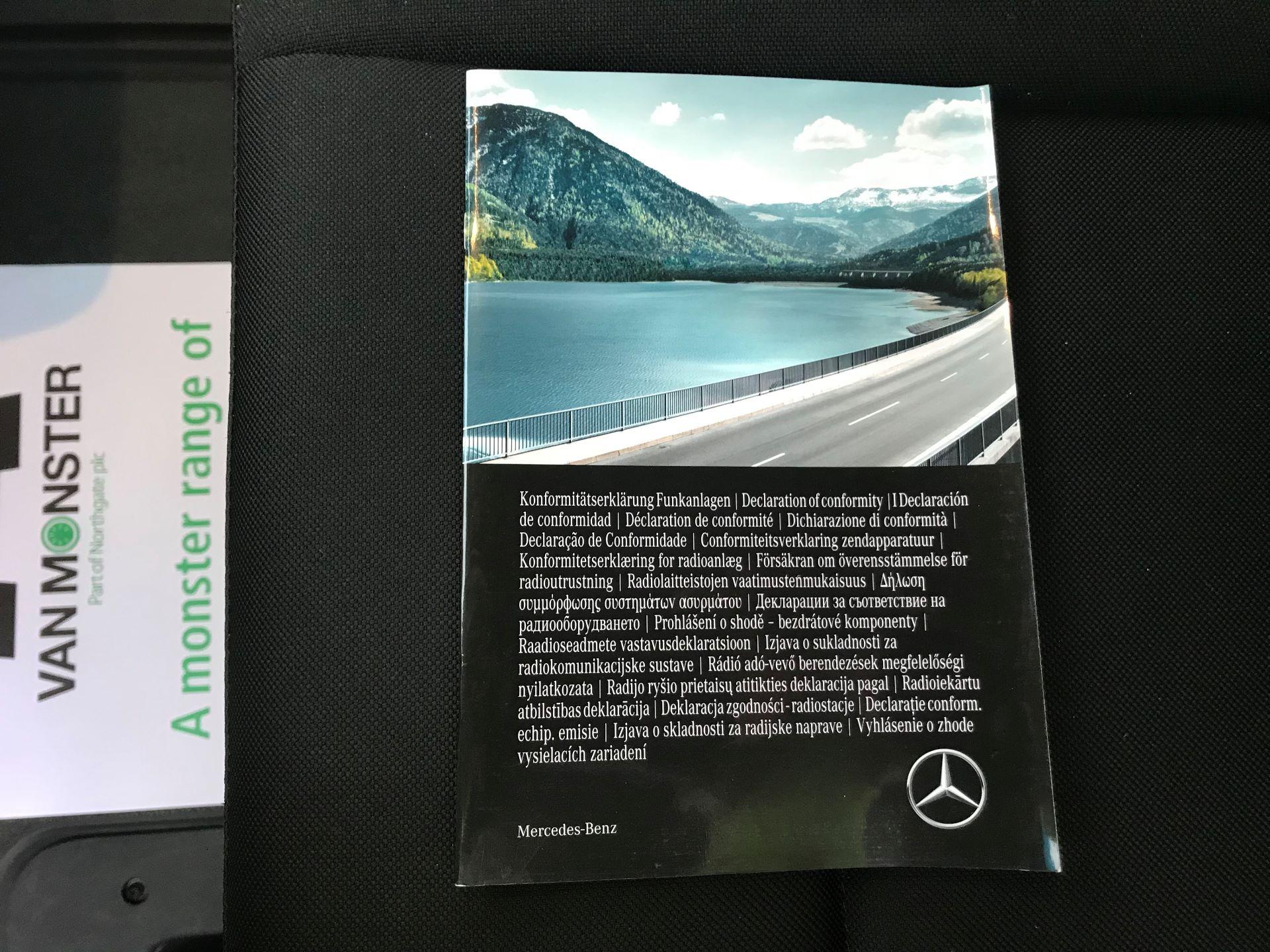 2018 Mercedes-Benz Sprinter 3.5T H2 Van EURO 6 (KM68GGF) Image 35
