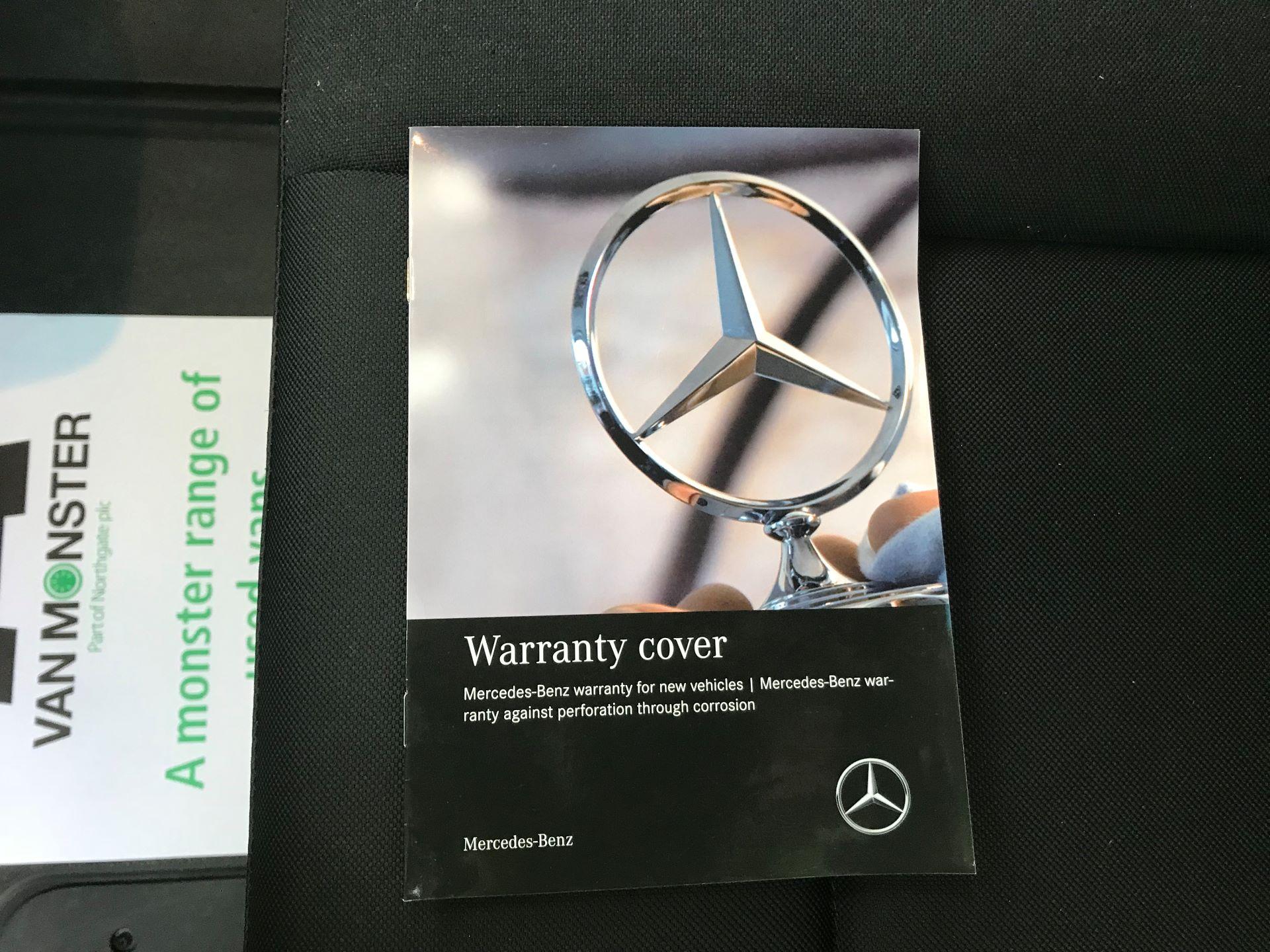 2018 Mercedes-Benz Sprinter 3.5T H2 Van EURO 6 (KM68GGF) Image 36