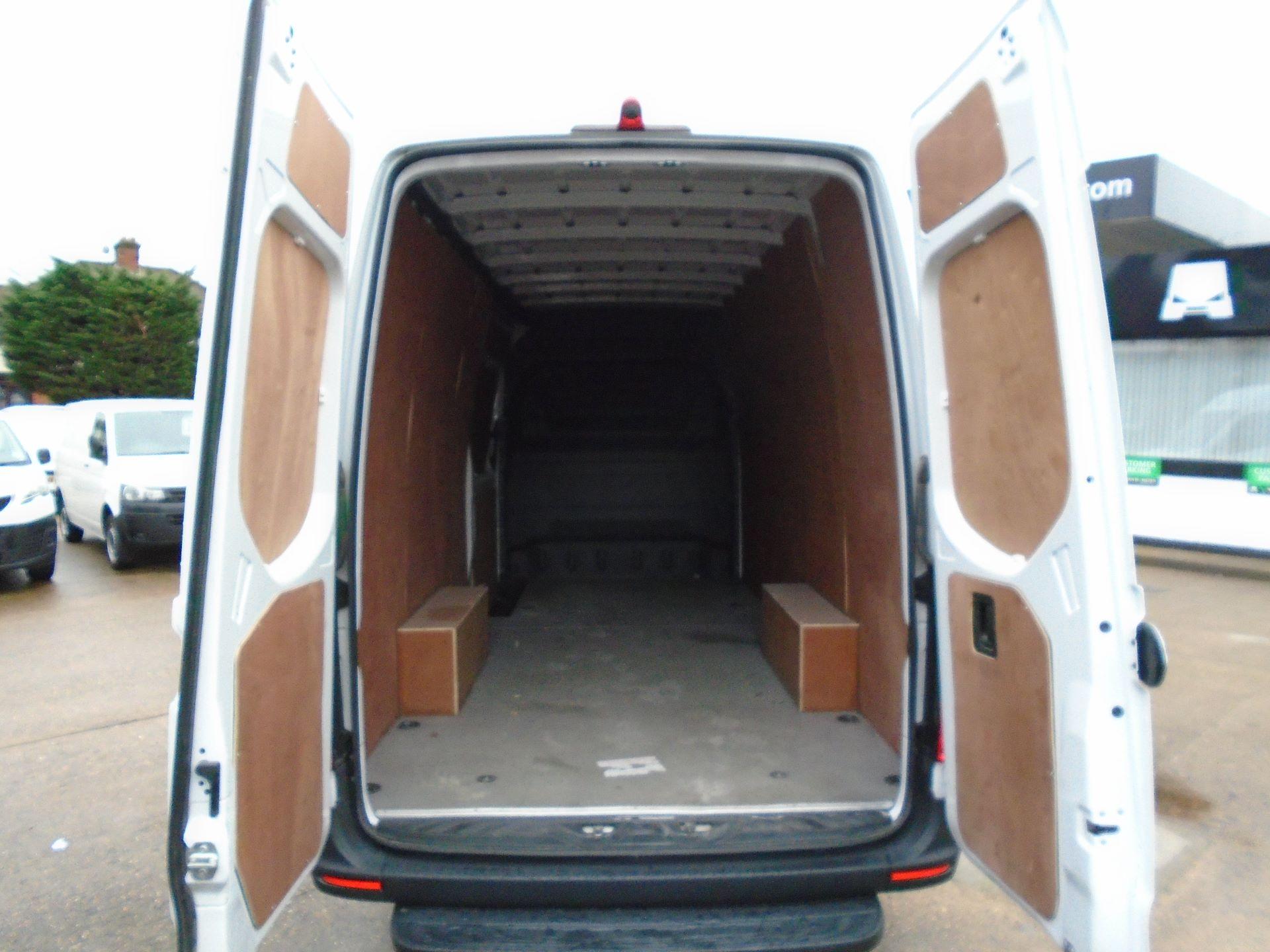2018 Mercedes-Benz Sprinter 3.5T H2 Van(EURO 6) (KM68GHY) Image 8