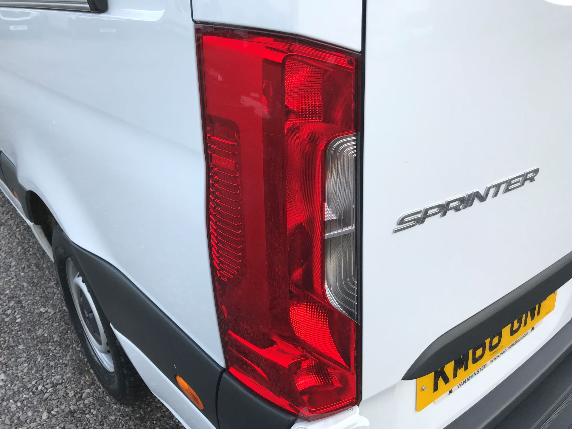 2018 Mercedes-Benz Sprinter 3.5T H2 Van Euro 6 (KM68GNP) Image 15