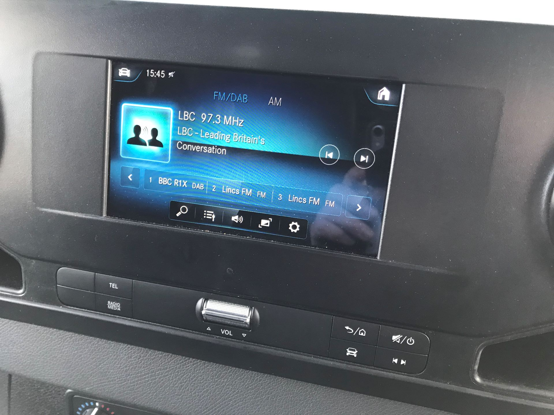 2018 Mercedes-Benz Sprinter  314 MWB H/R VAN EURO 6 (KM68PKC) Image 22
