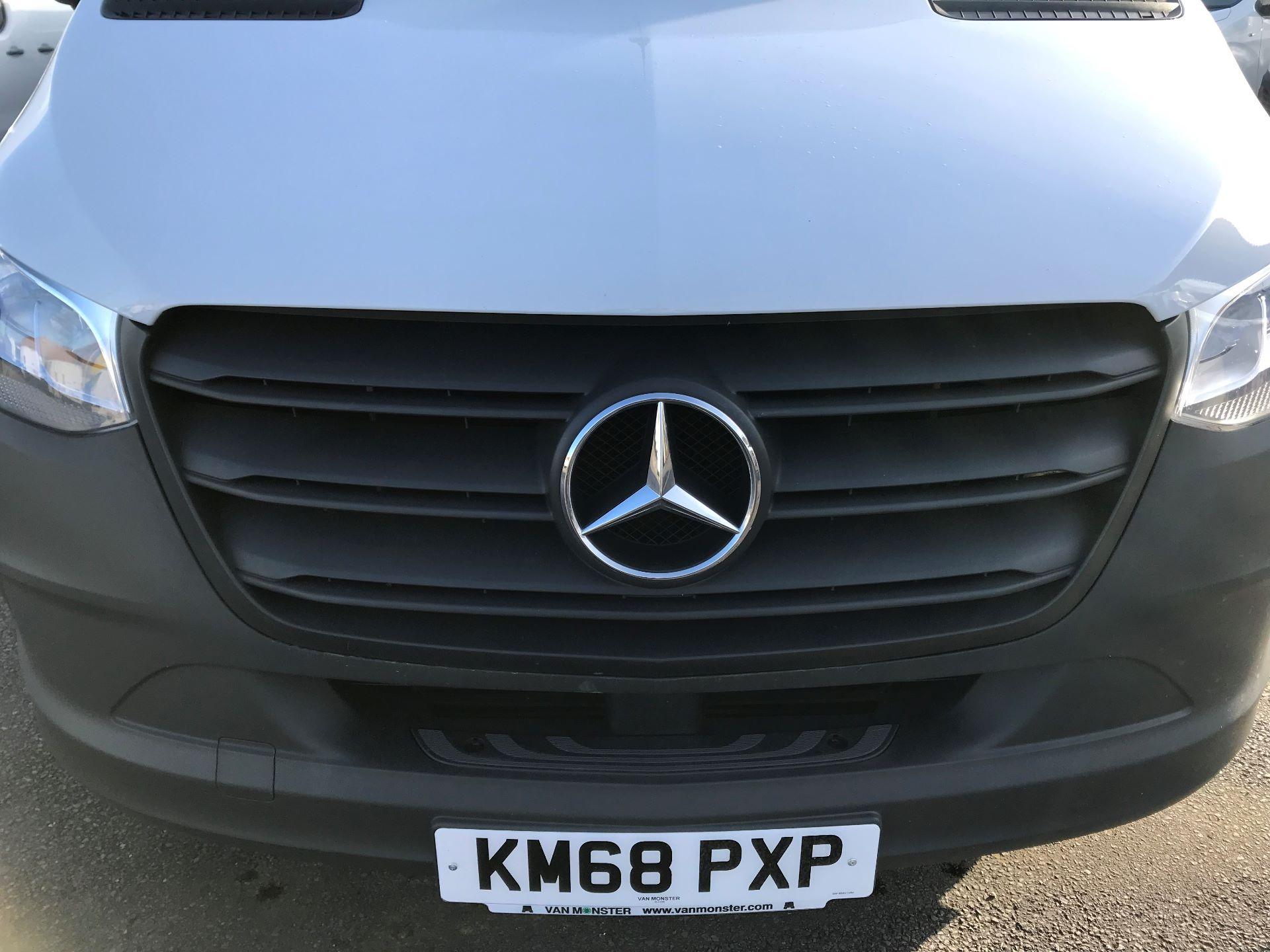 2018 Mercedes-Benz Sprinter 314 MWB H/R VAN EURO 6 (KM68PXP) Image 12