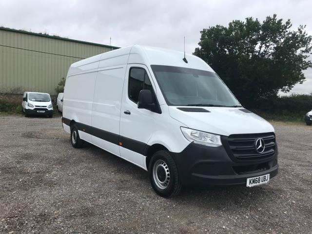 2018 Mercedes-Benz Sprinter 3.5T H2 Van (KM68UBJ)