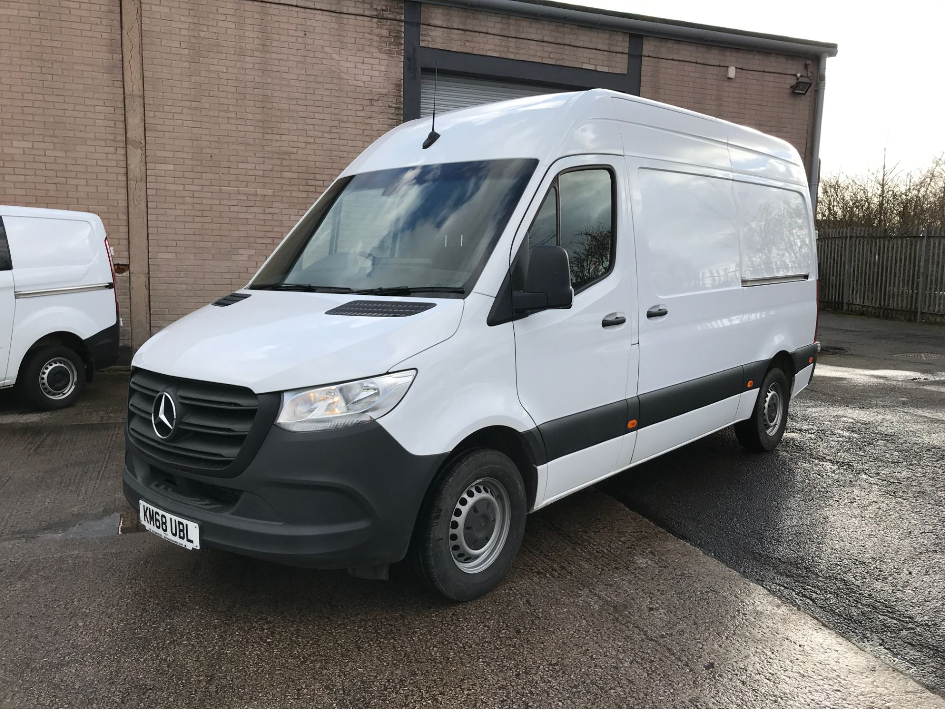 2018 Mercedes-Benz Sprinter 314CDI L2 H2 140PS EURO 6 (KM68UBL) Thumbnail 13