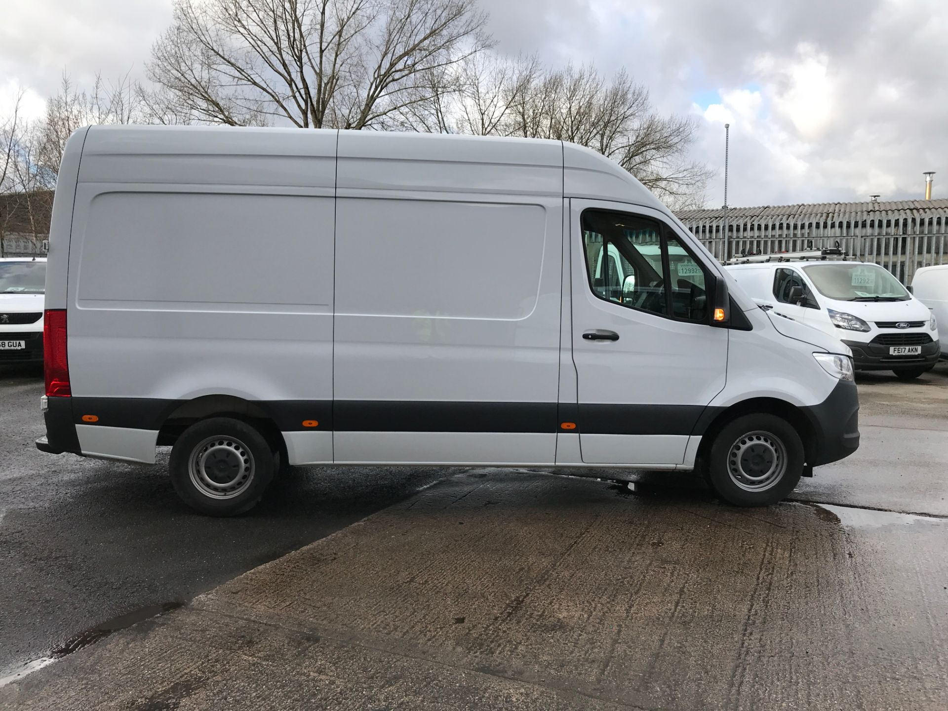 2018 Mercedes-Benz Sprinter 314CDI L2 H2 140PS EURO 6 (KM68UBL) Thumbnail 7