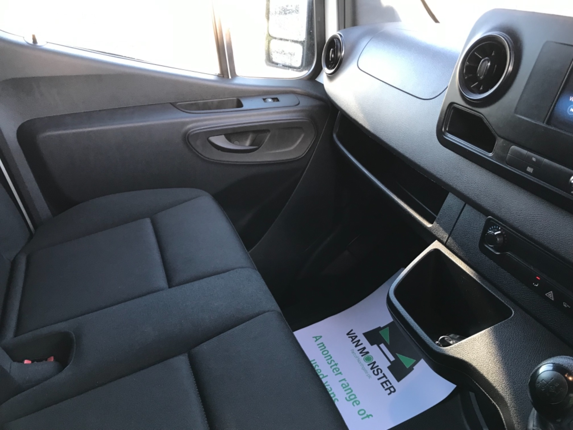 2018 Mercedes-Benz Sprinter  314 LWB H/R VAN EURO 6 (KM68UDU) Image 17