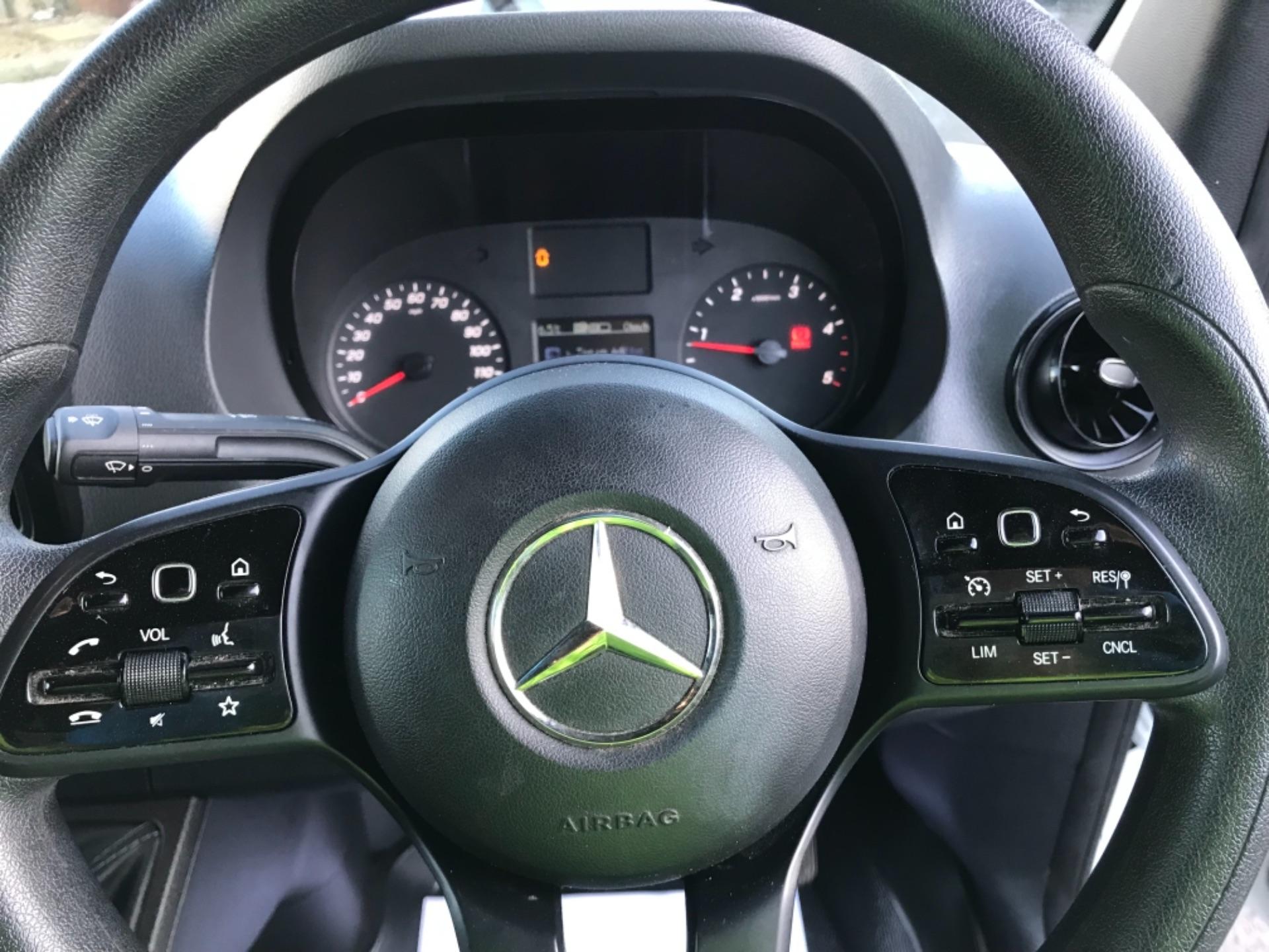2018 Mercedes-Benz Sprinter  314 LWB H/R VAN EURO 6 (KM68UDU) Image 10