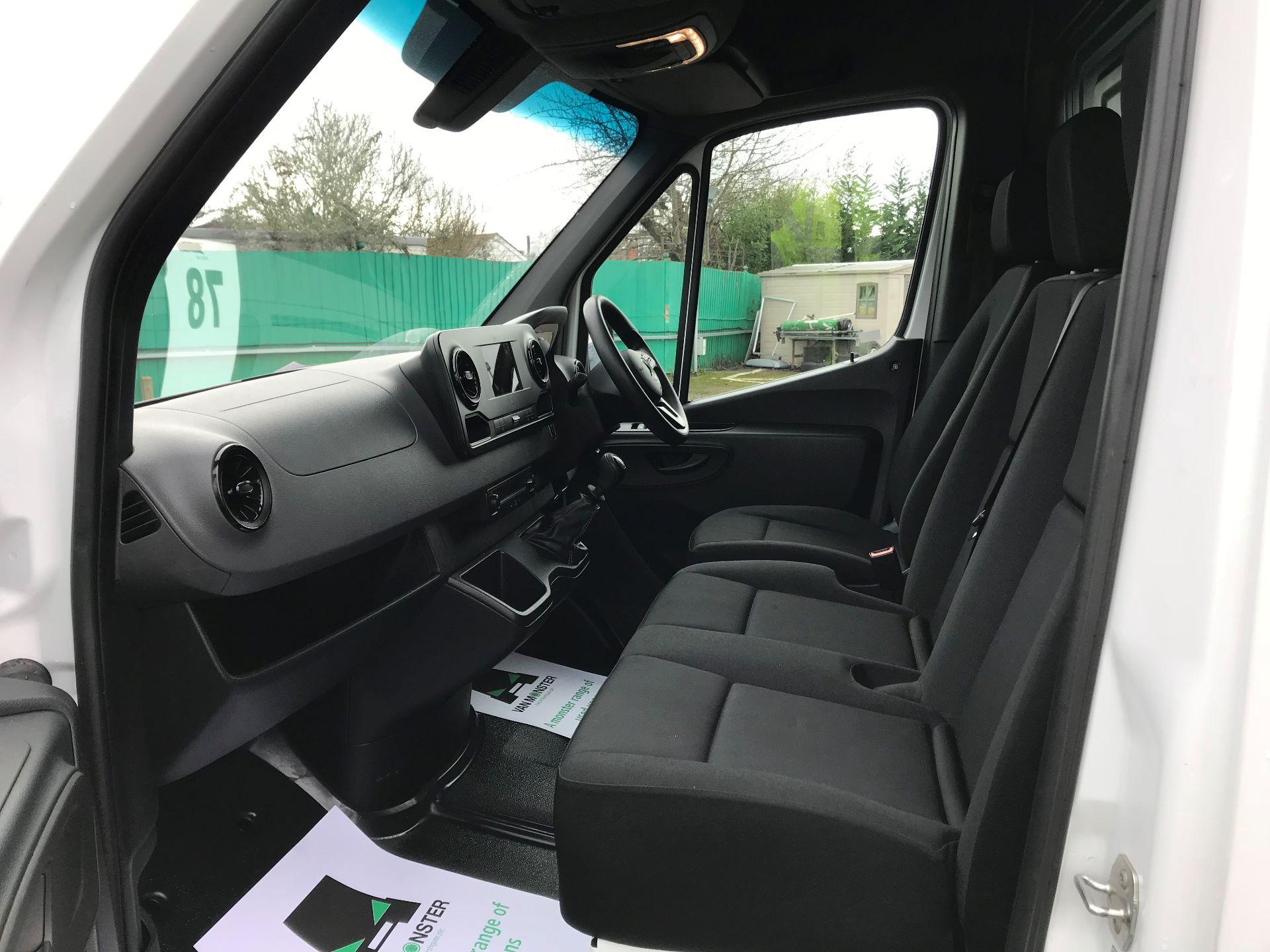 2018 Mercedes-Benz Sprinter  314 LWB H/R VAN EURO 6 (KM68UEC) Image 19