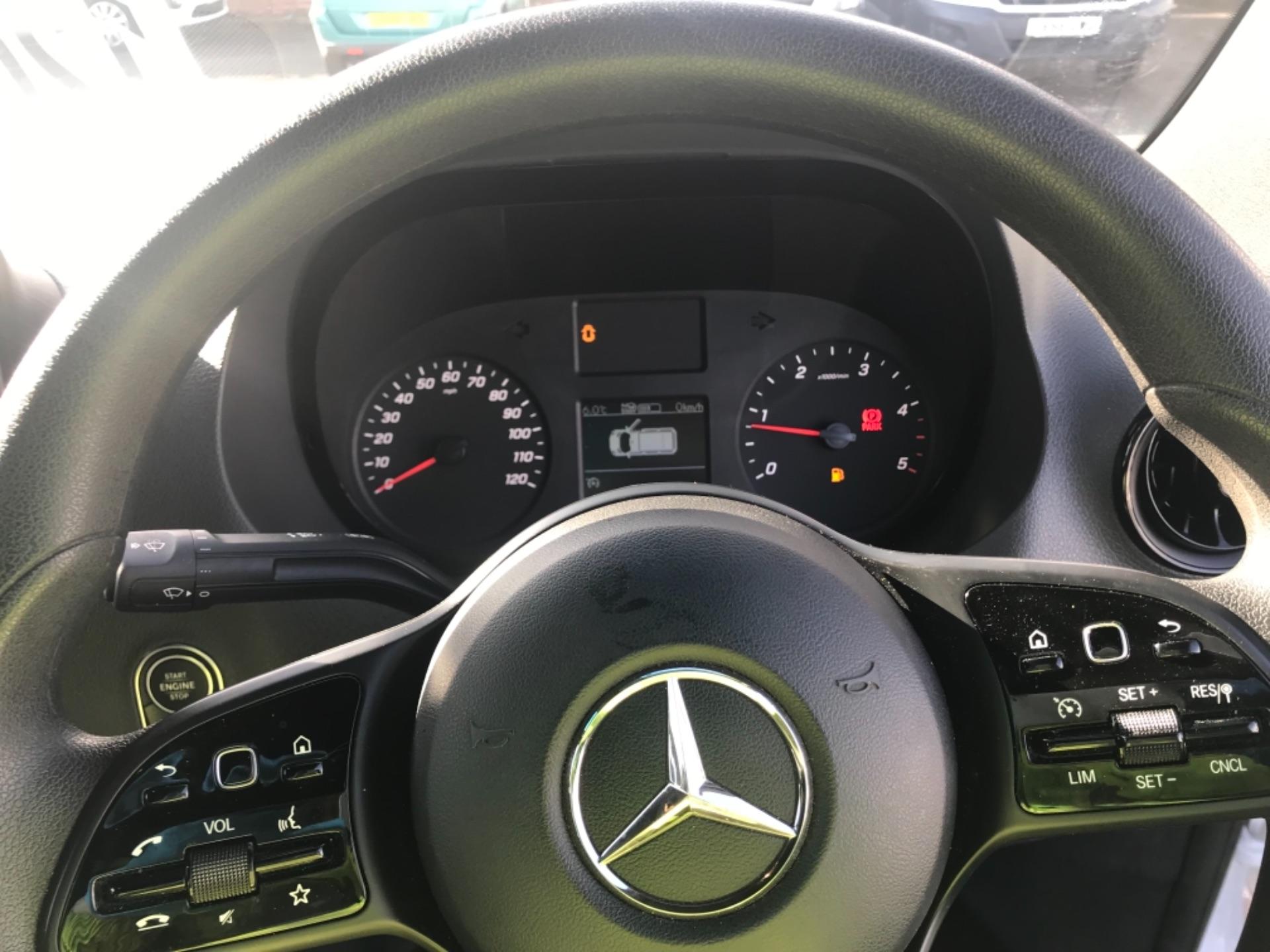 2018 Mercedes-Benz Sprinter  314 MWB H/R VAN EURO 6 (KM68UED) Image 10