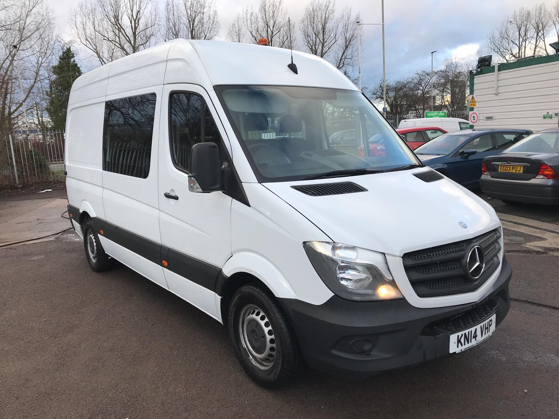 2014 Mercedes-Benz Sprinter 313 CDI WELFARE VAN 129PS EURO 5 (KN14VHP)