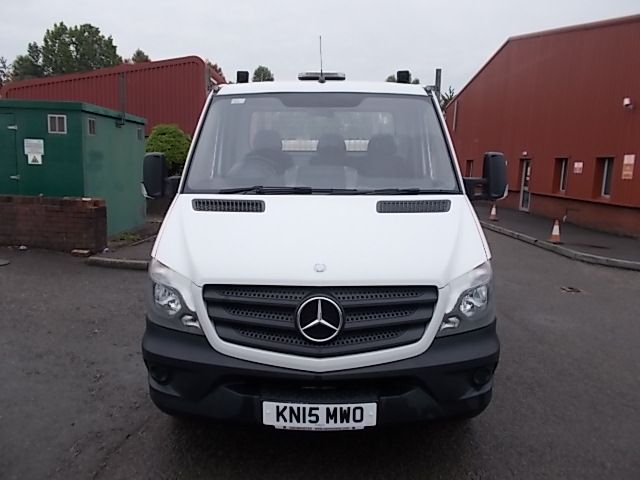 2015 Mercedes-Benz Sprinter  313 LWB DROP SIDE EURO 5 (KN15MWO) Image 3
