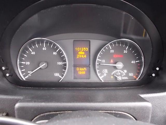 2015 Mercedes-Benz Sprinter  313 LWB DROP SIDE EURO 5 (KN15MWO) Image 10