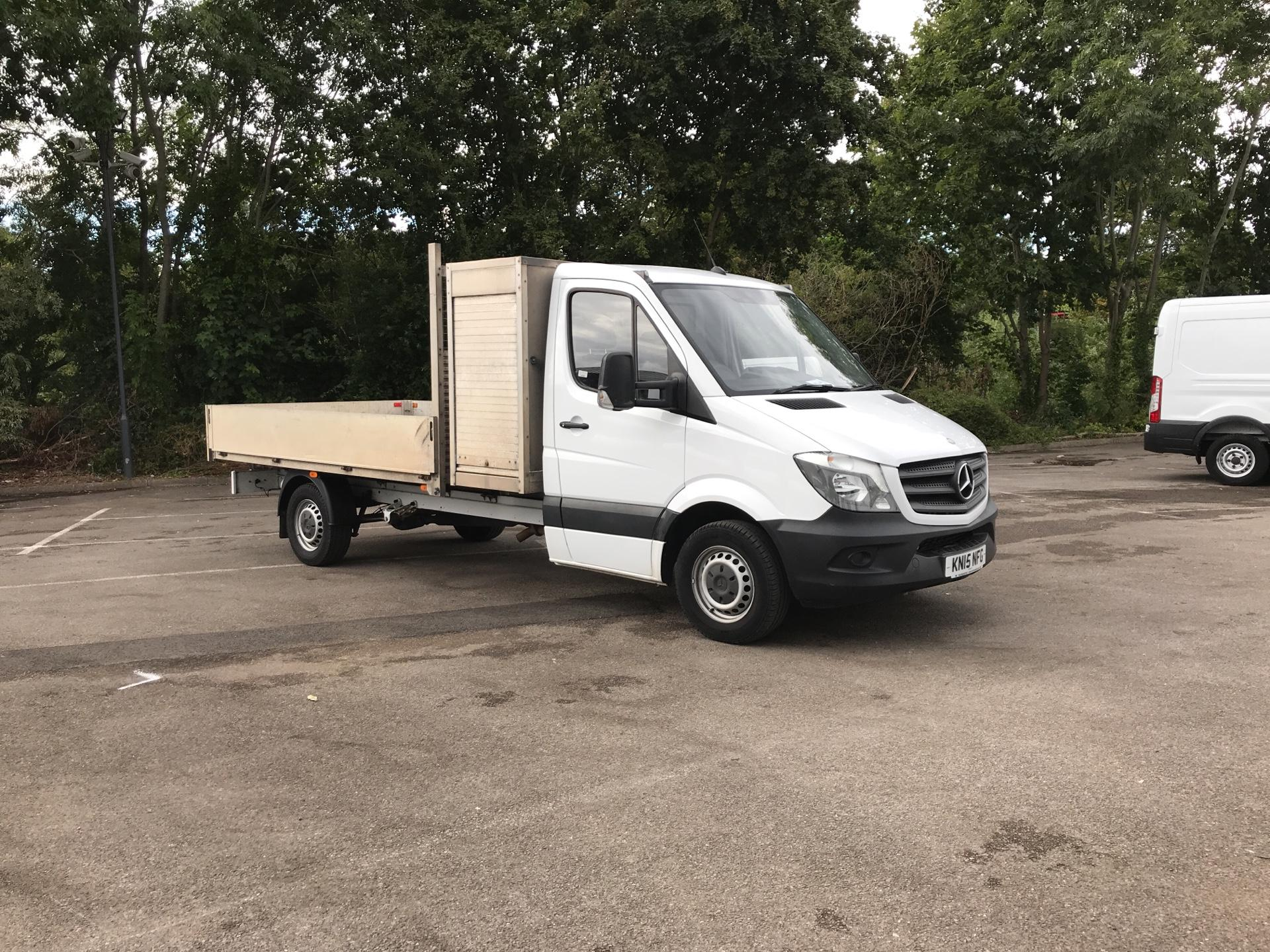 2015 Mercedes-Benz Sprinter Mercedes 313 LWB Dropside 3.5T ( with Tool Box) (KN15NFG)