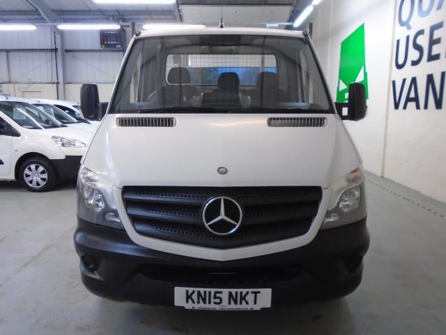 2015 Mercedes-Benz Sprinter  313 LWB DROP SIDE EURO 5 (KN15NKT) Image 2
