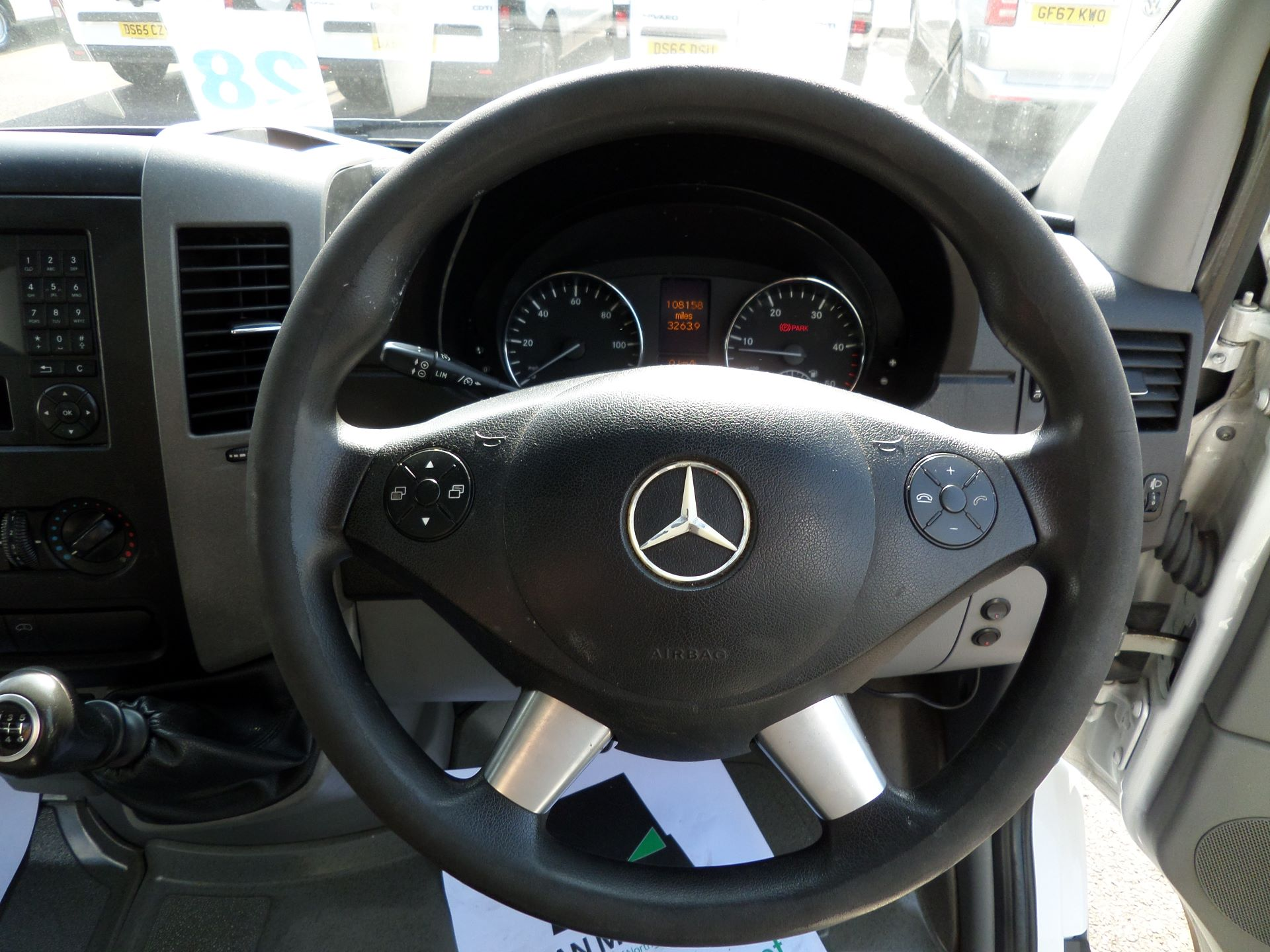 2015 Mercedes-Benz Sprinter  313 LWB DROP SIDE EURO 5 (KN15XTW) Image 5